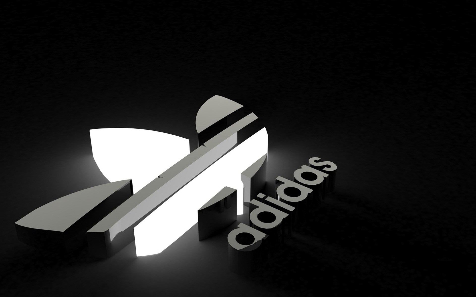 Anime Love Wallpaper Hd Adidas 3d Logo Hd 3d 4k Wallpapers Images Backgrounds