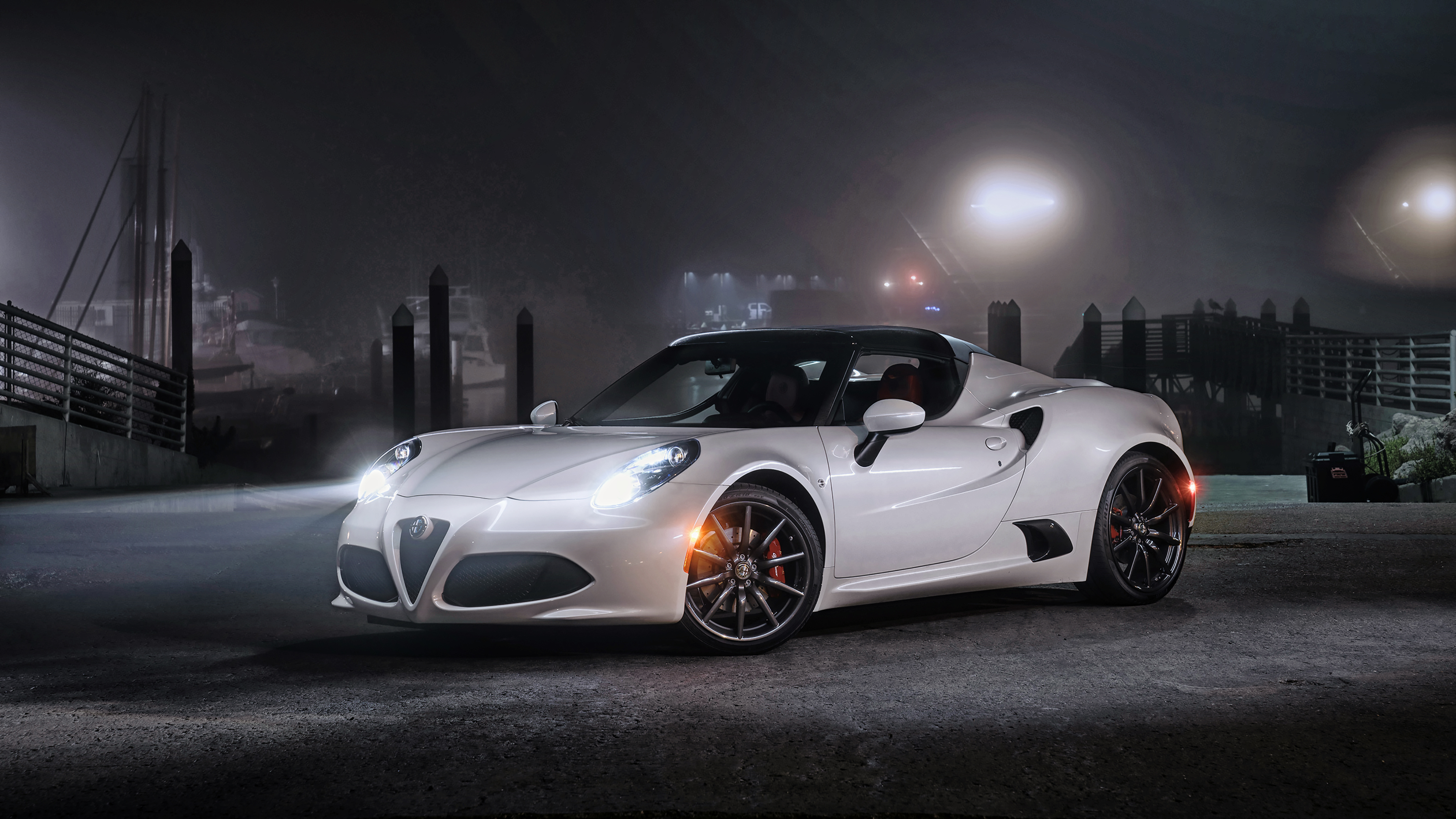 Car Wallpapers Hd 2015 Download Alfa Romeo 4c Spider Hd Cars 4k Wallpapers Images