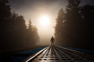 Alone Man Sunrays, HD Photography, 4k Wallpapers, Images, Backgrounds, Photos and Pictures