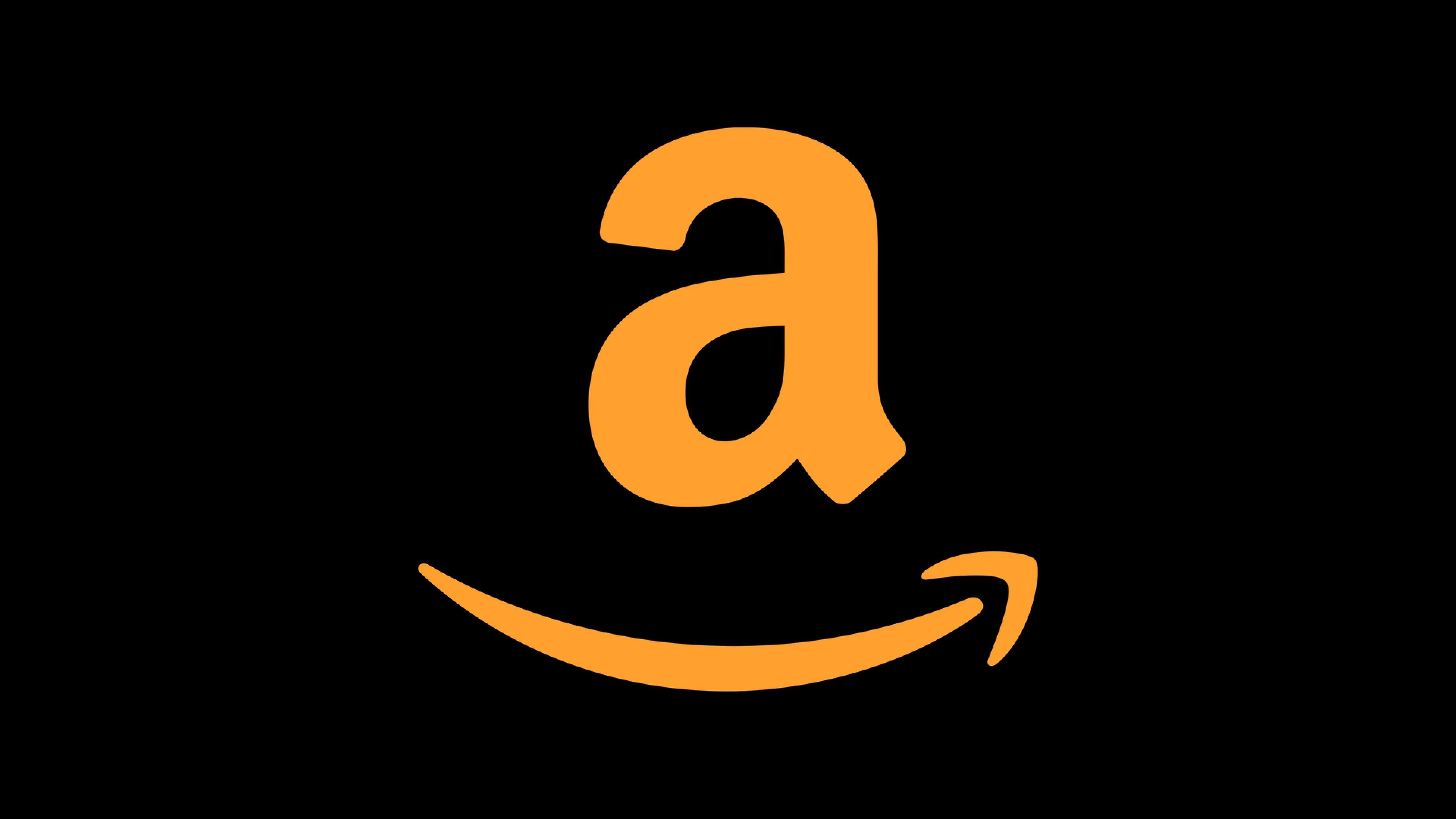 Cute Wallpapers 1366x768 Amazon 4k Logo Hd Logo 4k Wallpapers Images