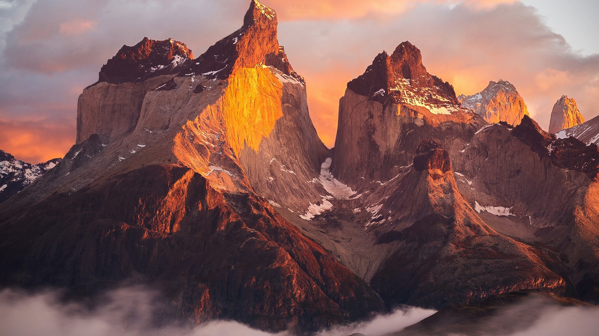 Cool Background Wallpapers 3d Andes Mountains Hd Nature 4k Wallpapers Images