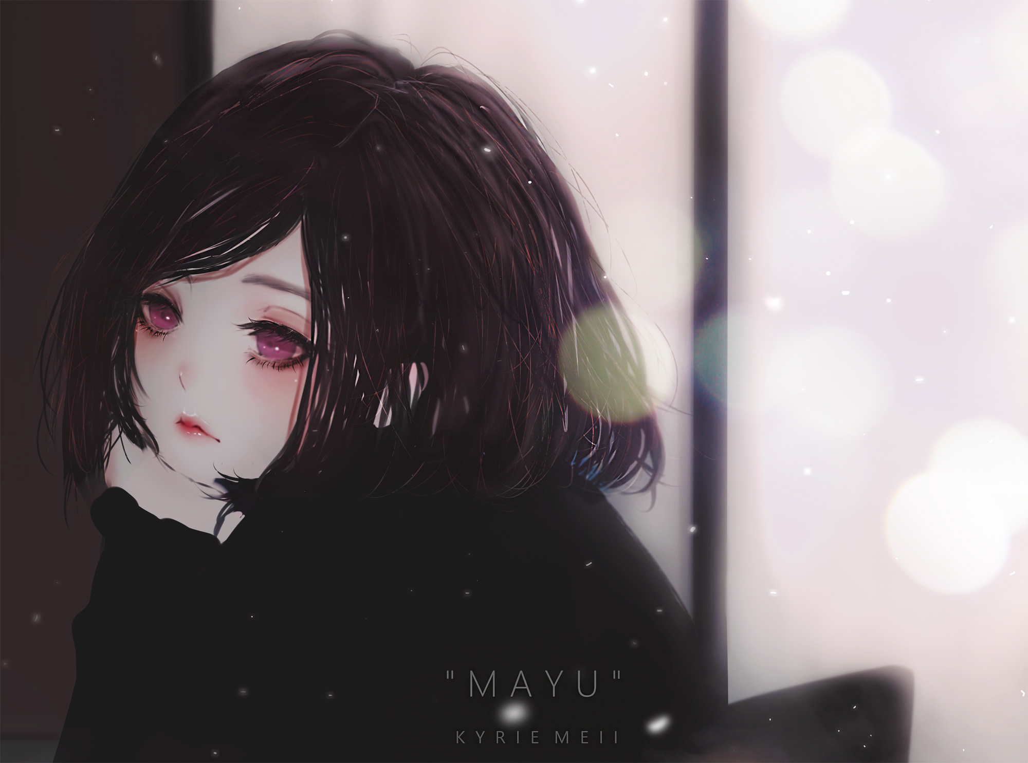 Download Sad Emo Girl Wallpaper Anime Girl Arts Hd Anime 4k Wallpapers Images