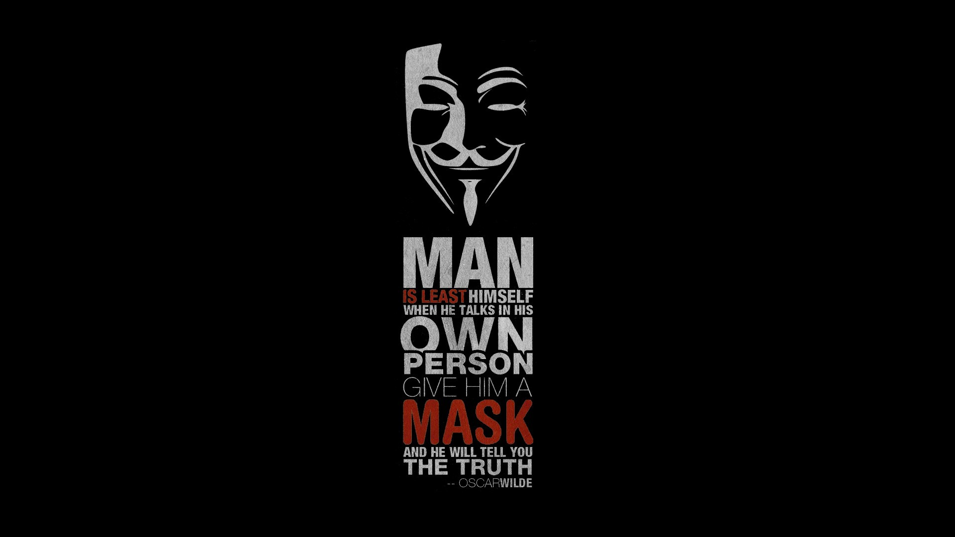 Typography Quotes Wallpaper Anonymus Hacker Quote Hd Computer 4k Wallpapers Images