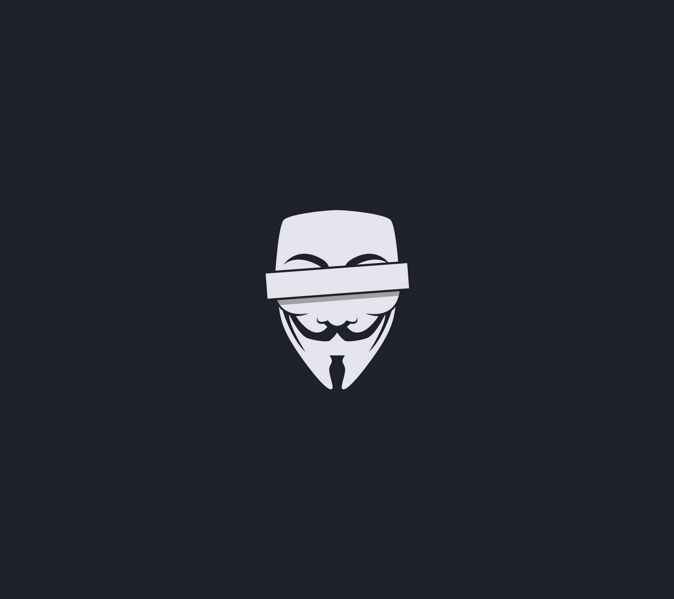 Cute Hacker Wallpaper Anonymus Minimalism Hd Artist 4k Wallpapers Images