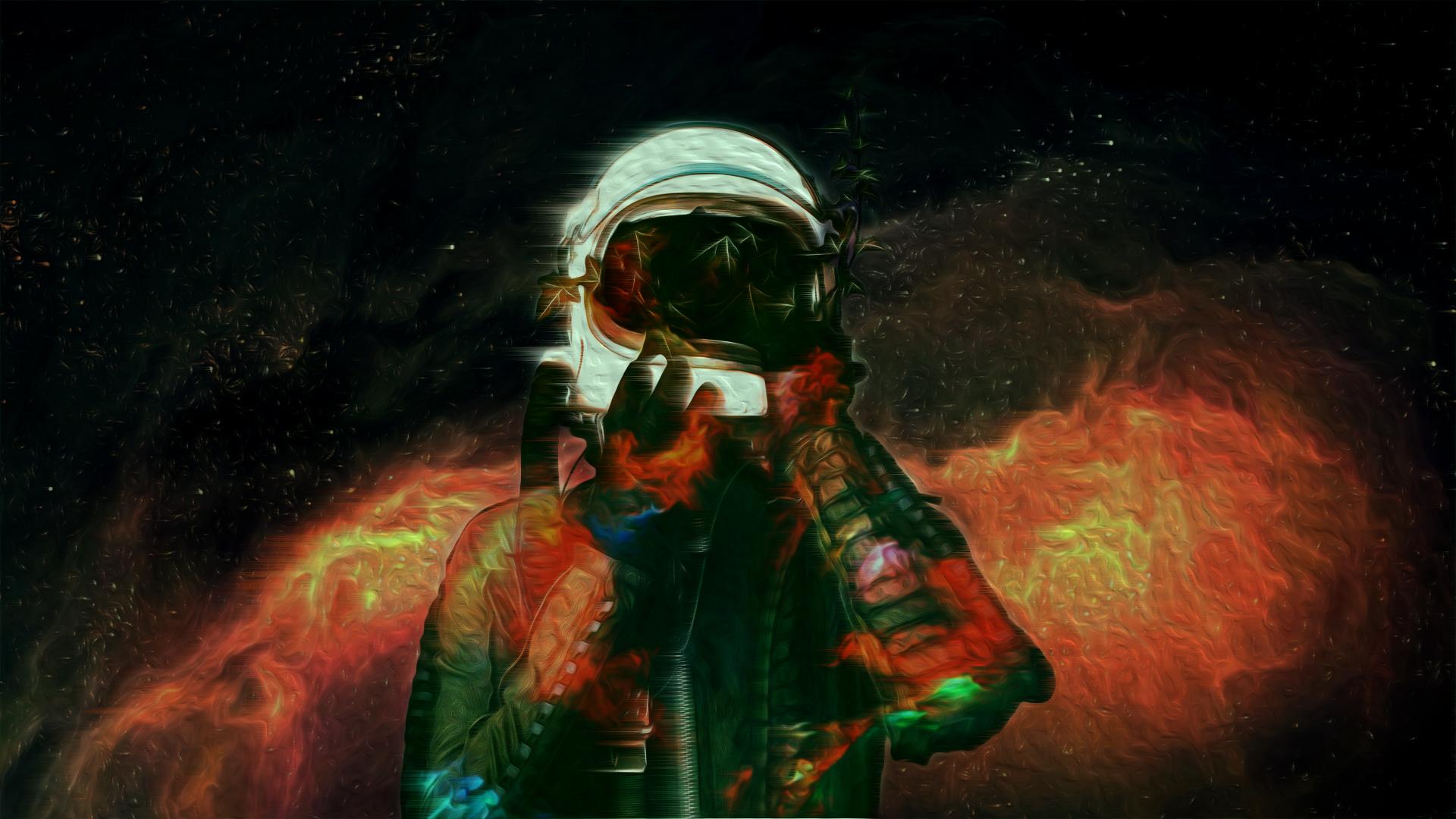 Indian Girl Wallpaper 2560x1440 Jpg 3840x2400 Astronaut Space Abstract 4k Hd 4k Wallpapers
