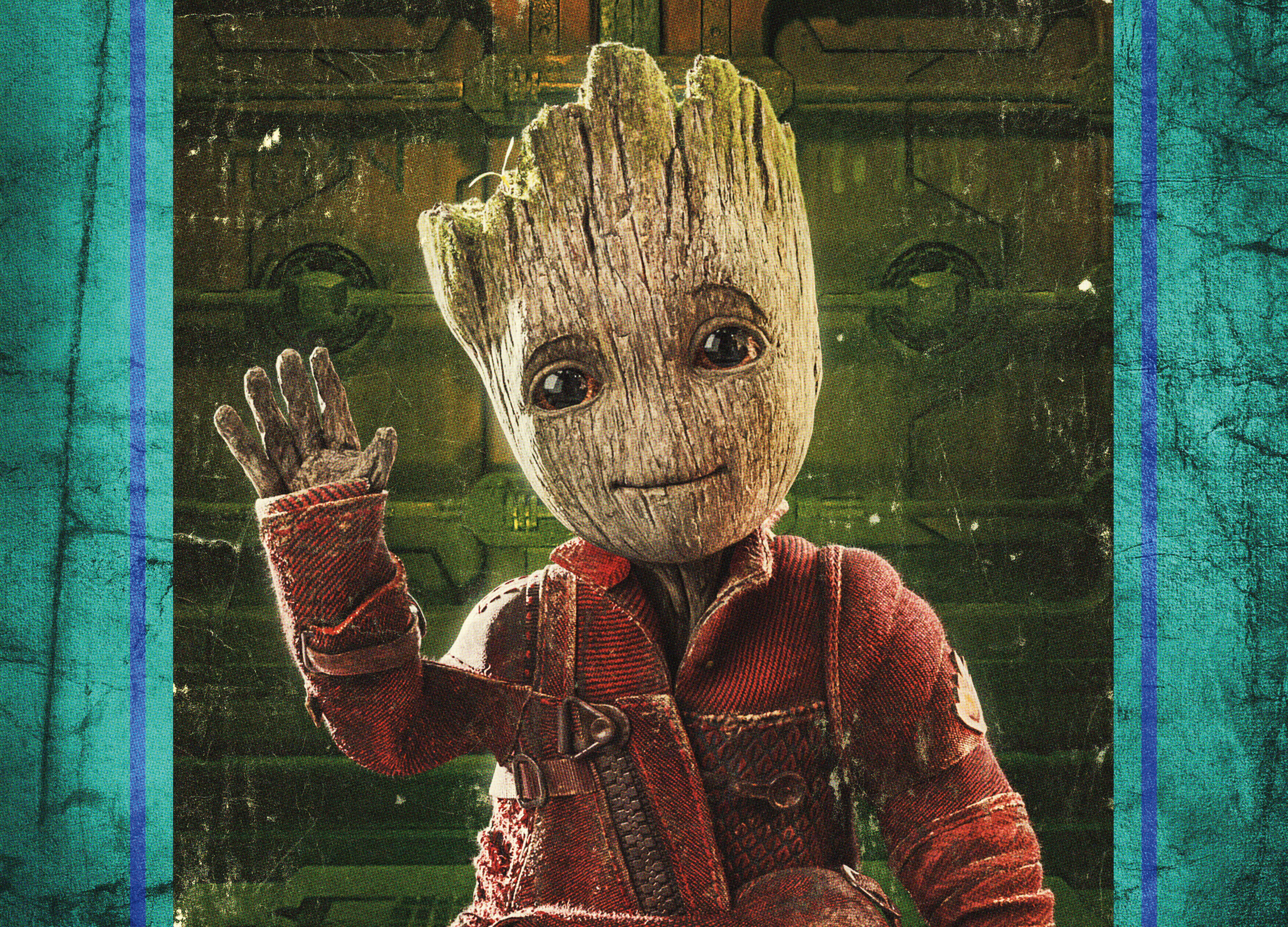 Baby Groot Iphone Wallpaper Baby Groot In Guardians Of The Galaxy