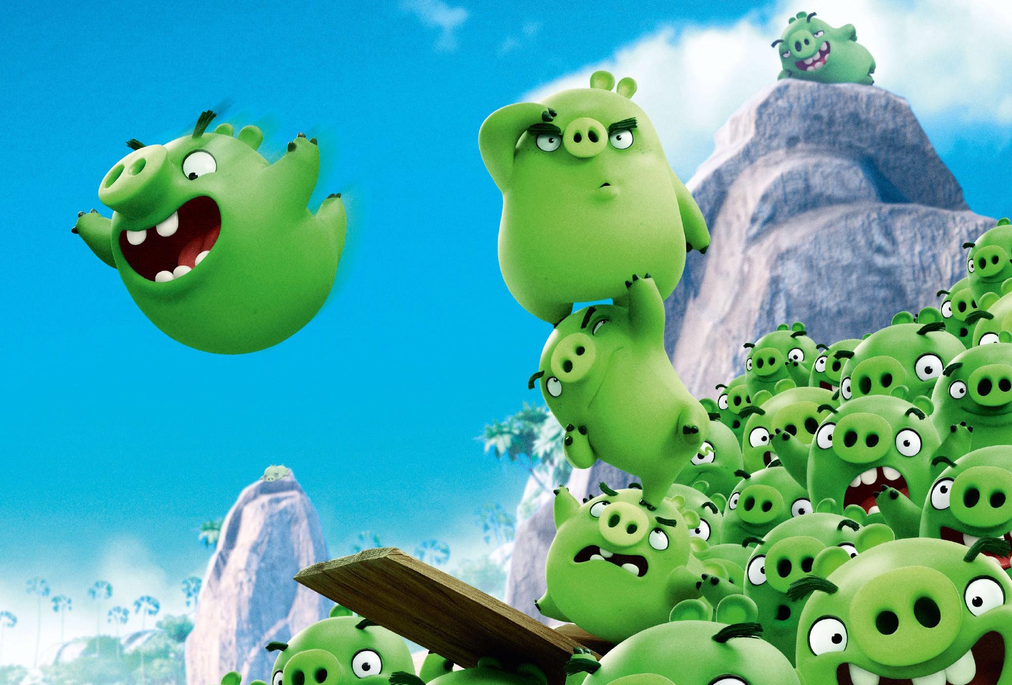 Cute Piggies Wallpaper Bad Piggies Angry Birds Hd Movies 4k Wallpapers Images