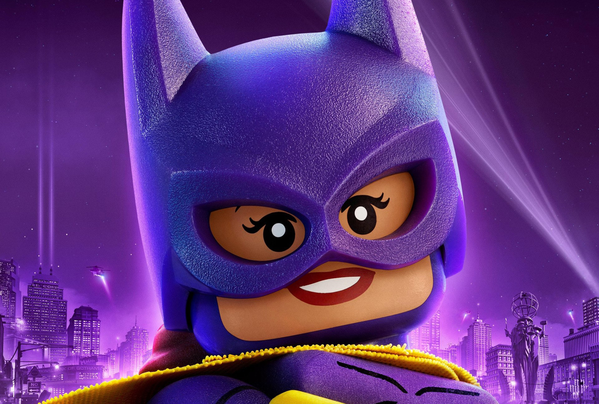 Cute Anime Girl Wallpaper Hd For Android Batgirl The Lego Batman Hd Movies 4k Wallpapers Images
