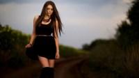 Black Dress Girl, HD Girls, 4k Wallpapers, Images ...