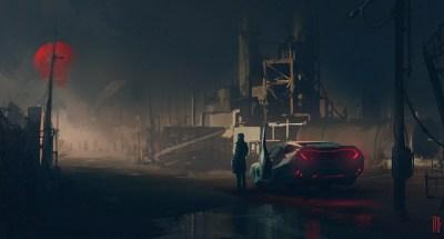 2048x1152 Blade Runner 2049 Fan Art 2048x1152 Resolution HD 4k Wallpapers, Images, Backgrounds ...