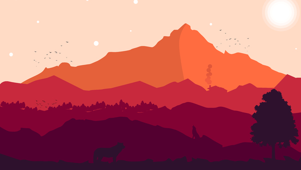 3d Wallpaper For Mobile 480x800 Firewatch 10k Hd Games 4k Wallpapers Images