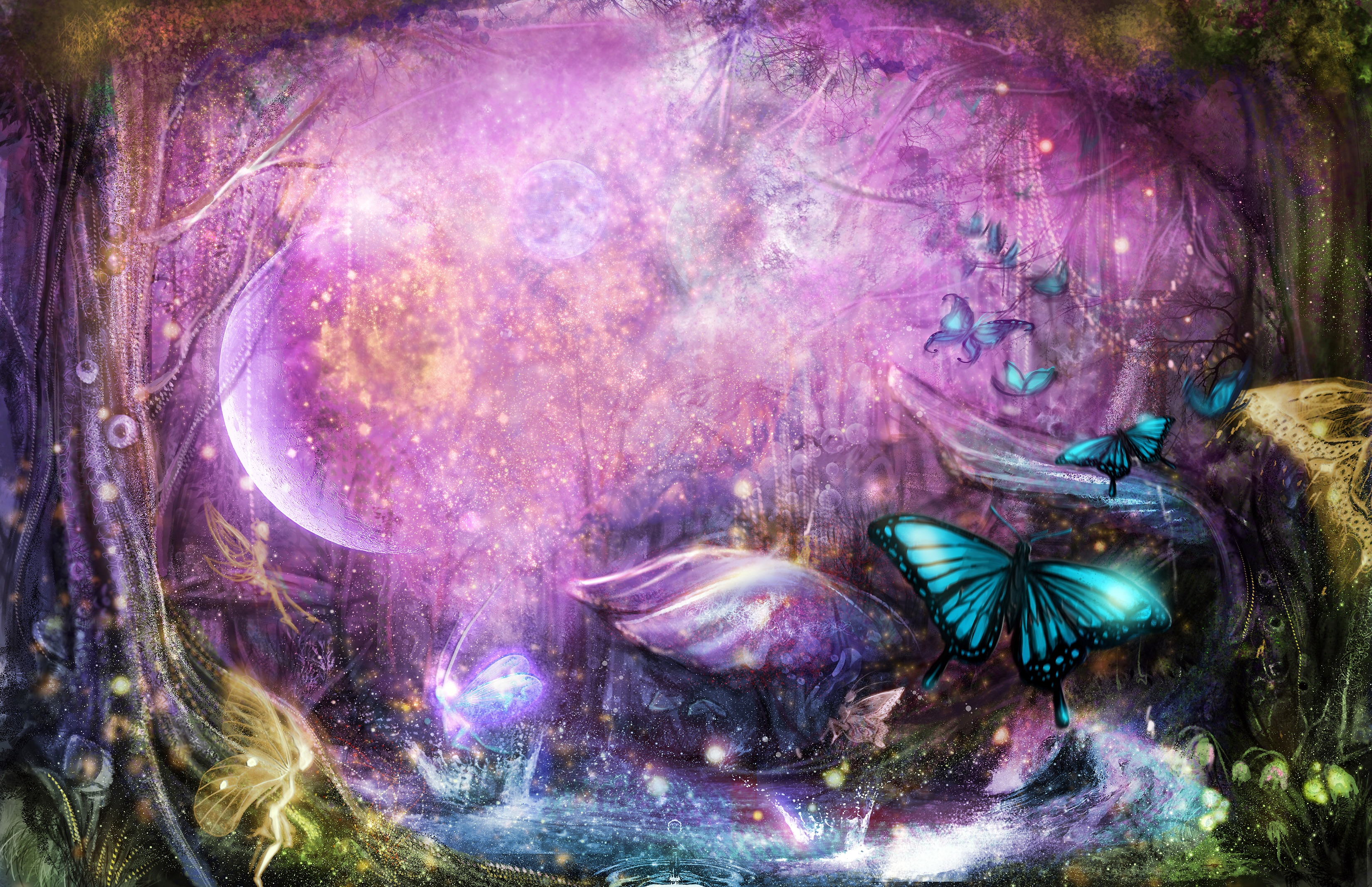 Download Cars Wallpapers For Mobile Butterfly Fantasy Hd Artist 4k Wallpapers Images