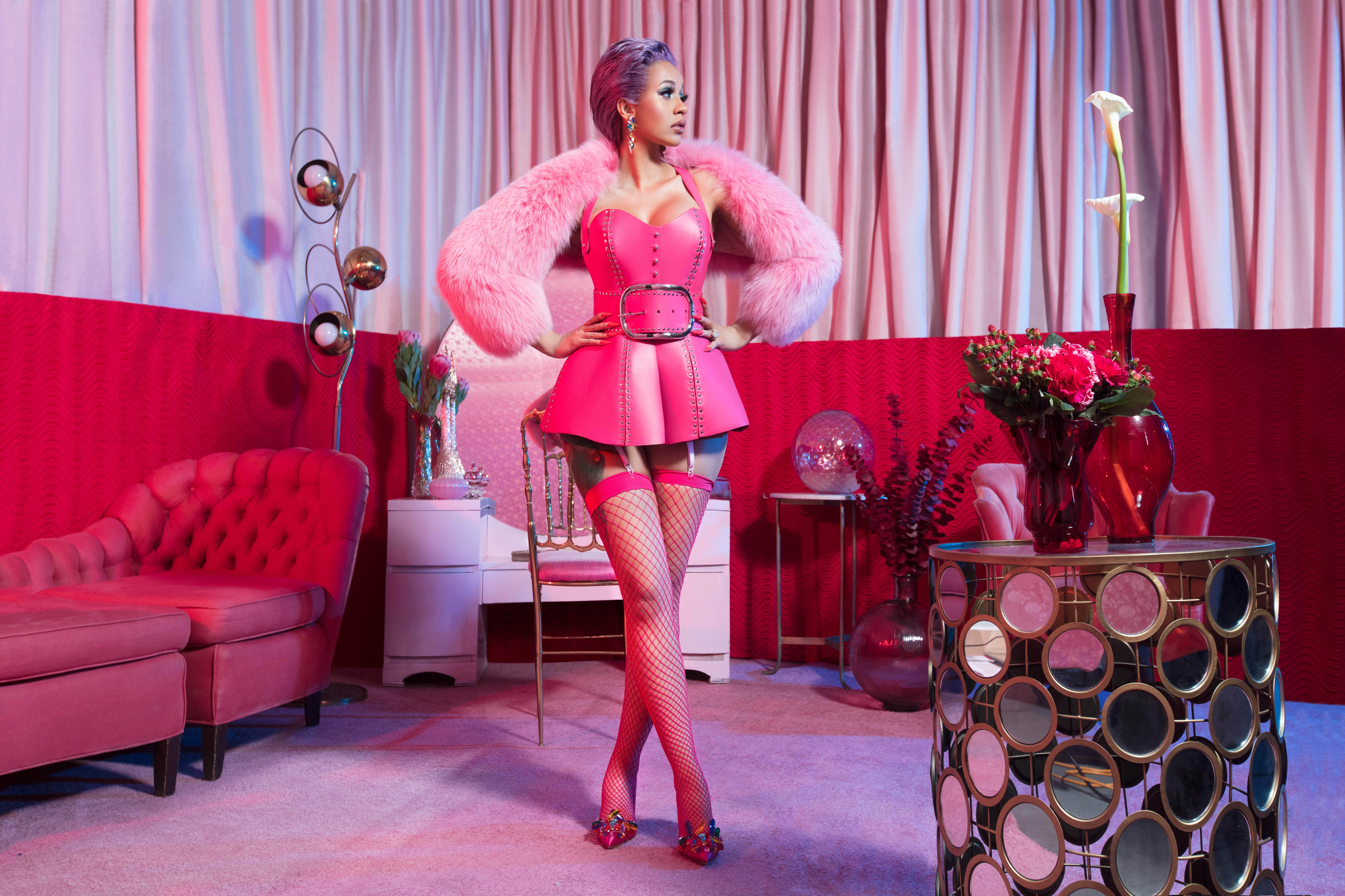 Cute Barbie Wallpapers 240x320 Cardi B Hd Music 4k Wallpapers Images Backgrounds
