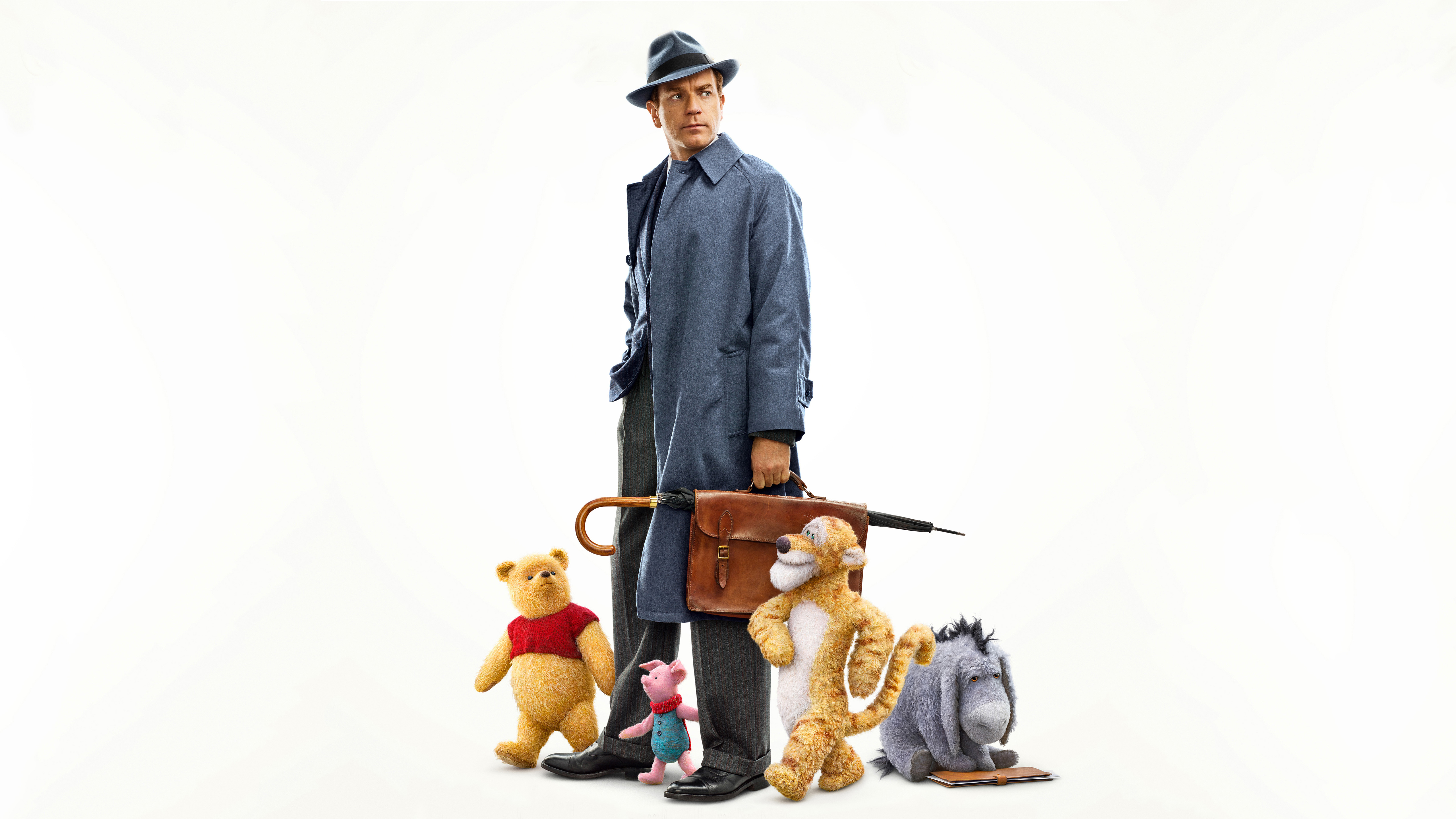 Mobile Flowers 3d Wallpapers Christopher Robin 2018 Movie 5k Hd Movies 4k Wallpapers