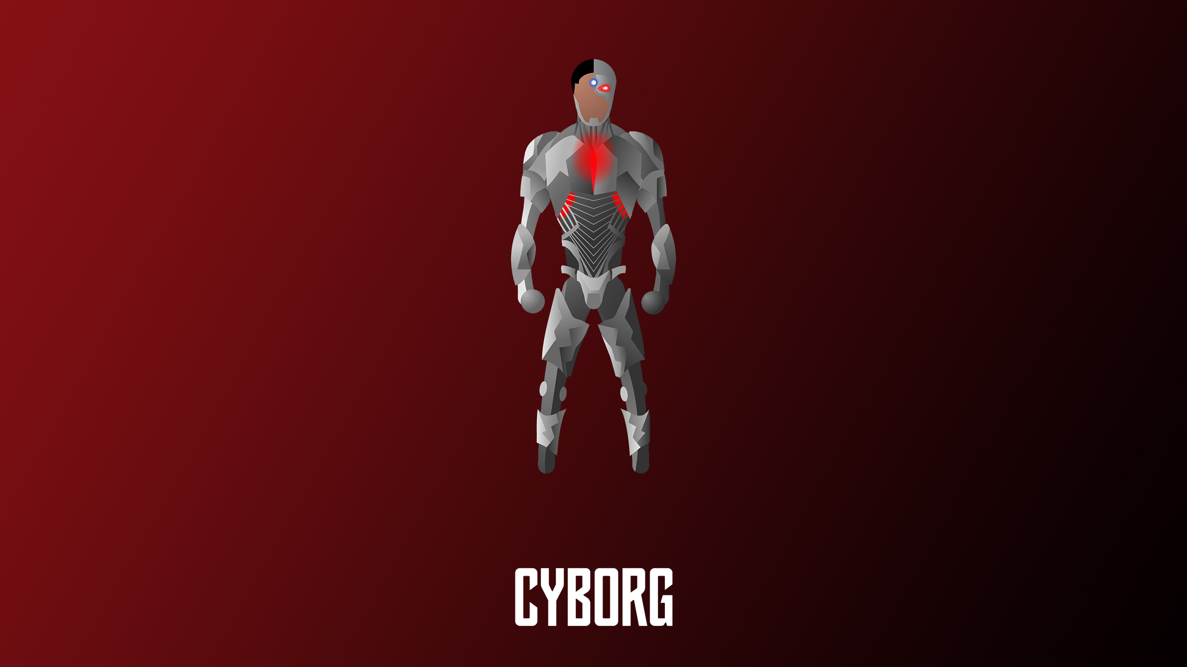 Rajat 3d Wallpaper Cyborg Illustration 4k Hd Superheroes 4k Wallpapers