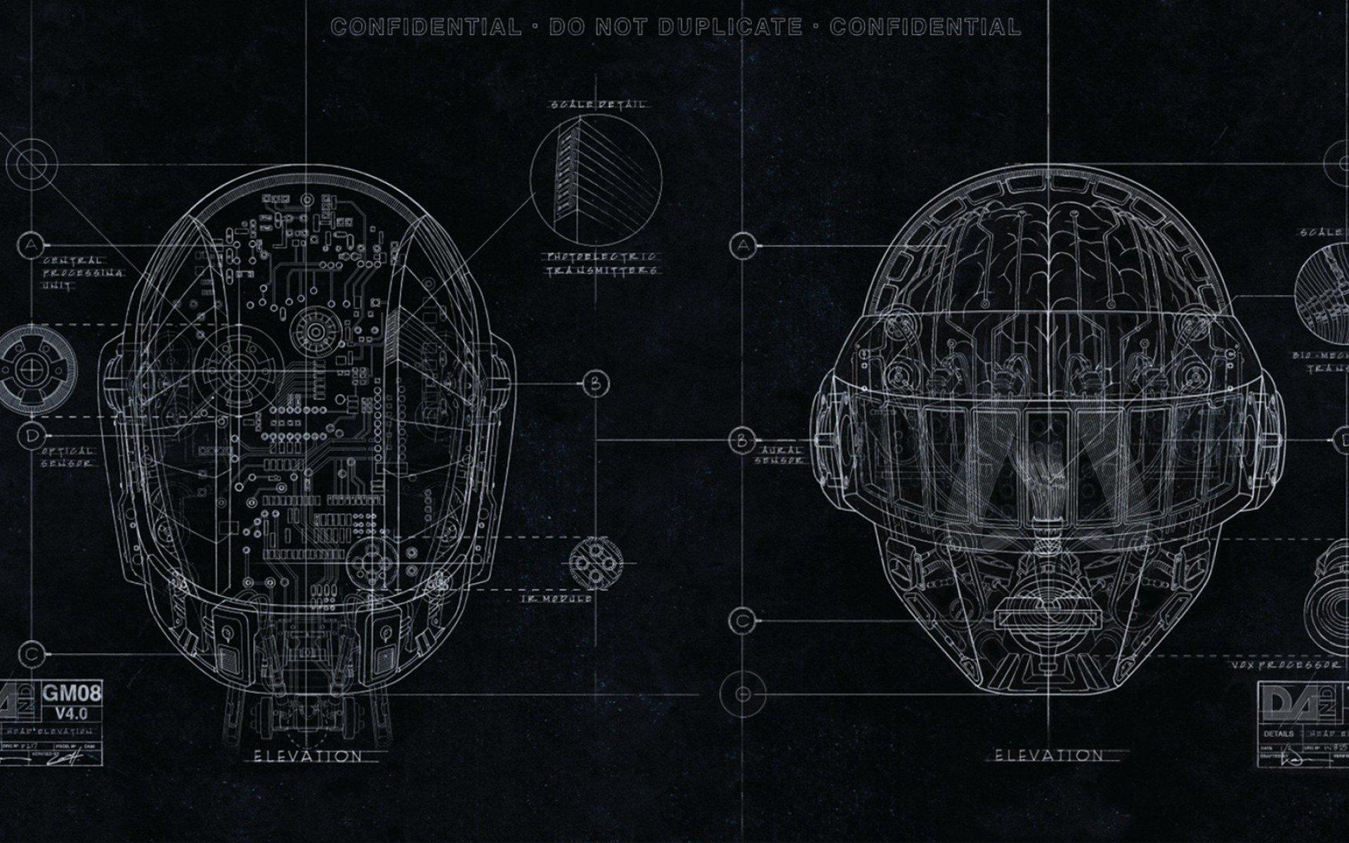 Anonymous Mask Wallpaper 3d Daft Punk Edm Hd Music 4k Wallpapers Images