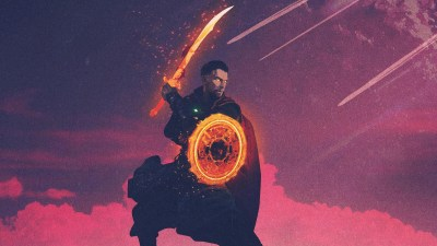 Doctor Strange Minimal, HD Superheroes, 4k Wallpapers, Images, Backgrounds, Photos and Pictures
