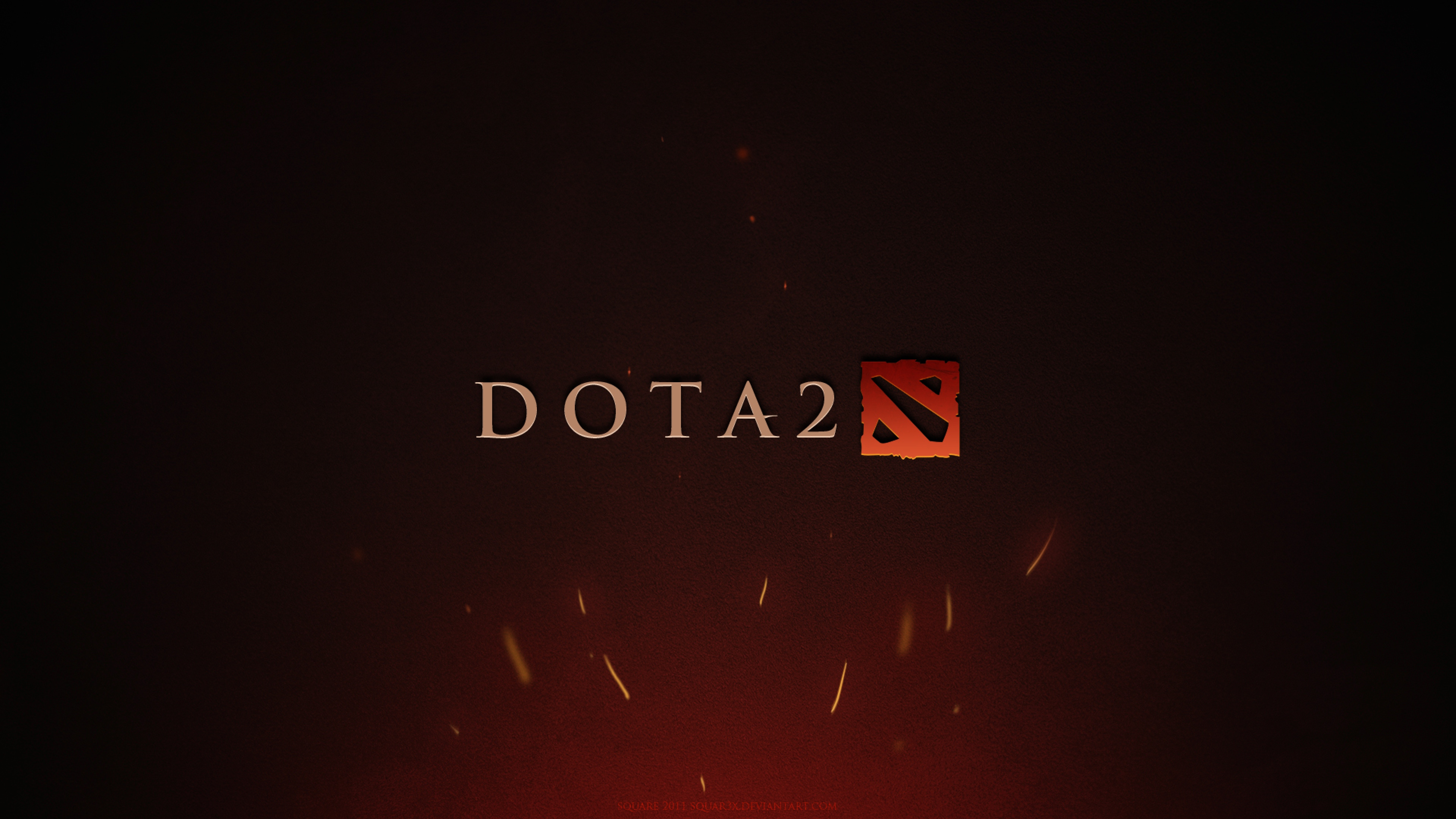 Ultra Hd 3d Wallpapers Dota 2 Game Logo Hd Games 4k Wallpapers Images