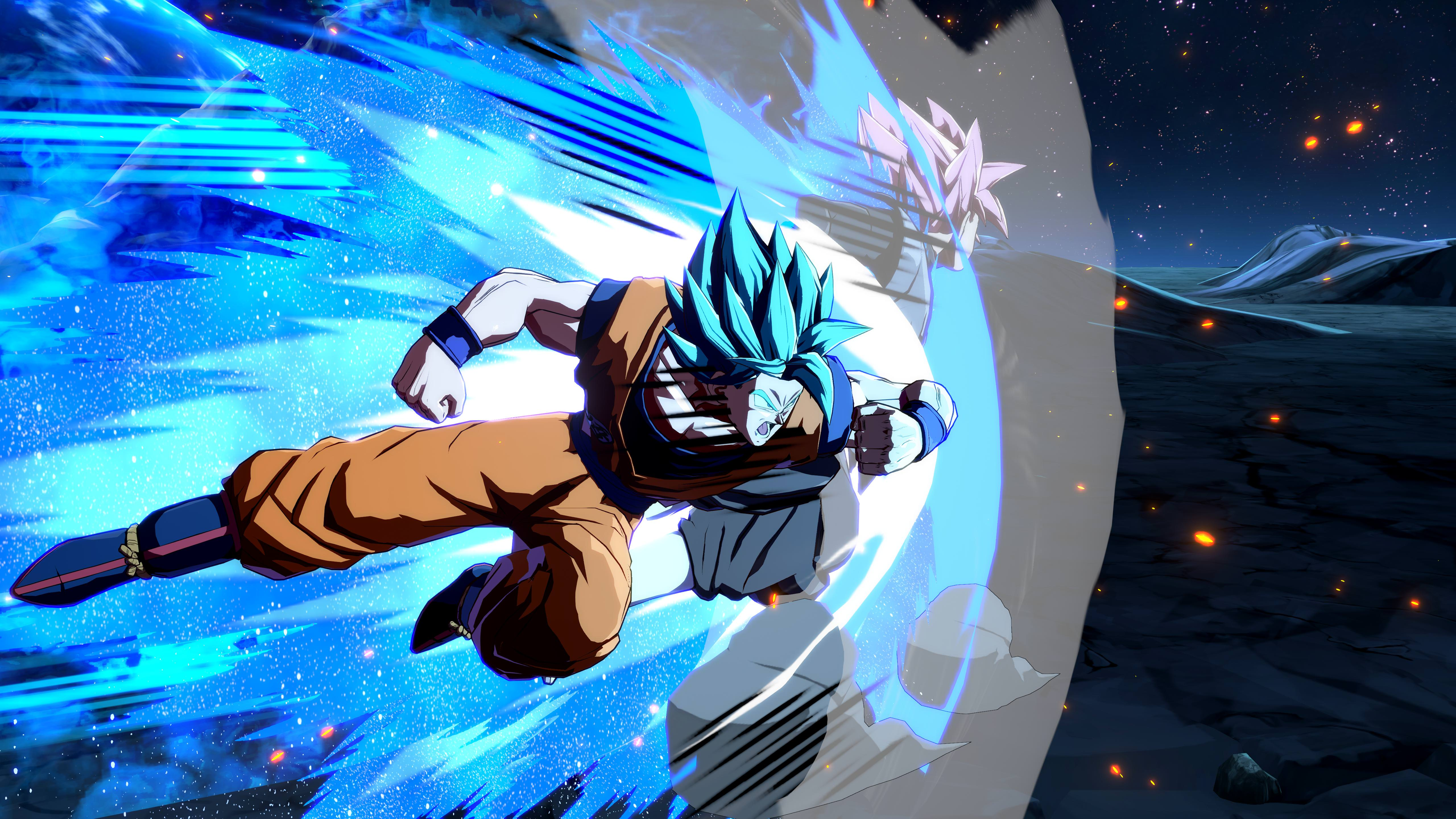 Dragon Ball Z 3d Wallpaper Download Dragon Ball Fighterz Hd Games 4k Wallpapers Images