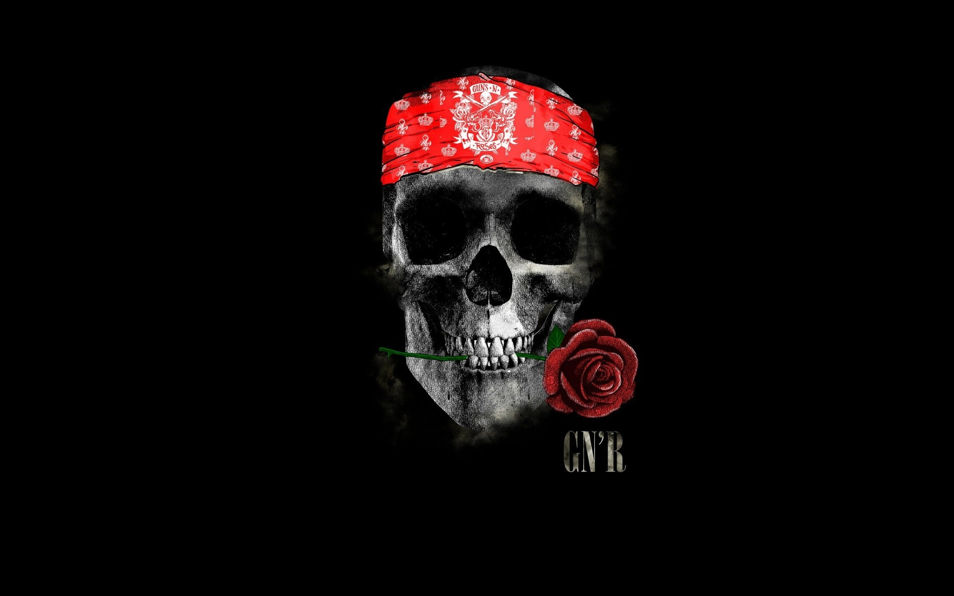 Sad Girl With Red Rose Wallpaper Gun N Roses Hd Artist 4k Wallpapers Images Backgrounds