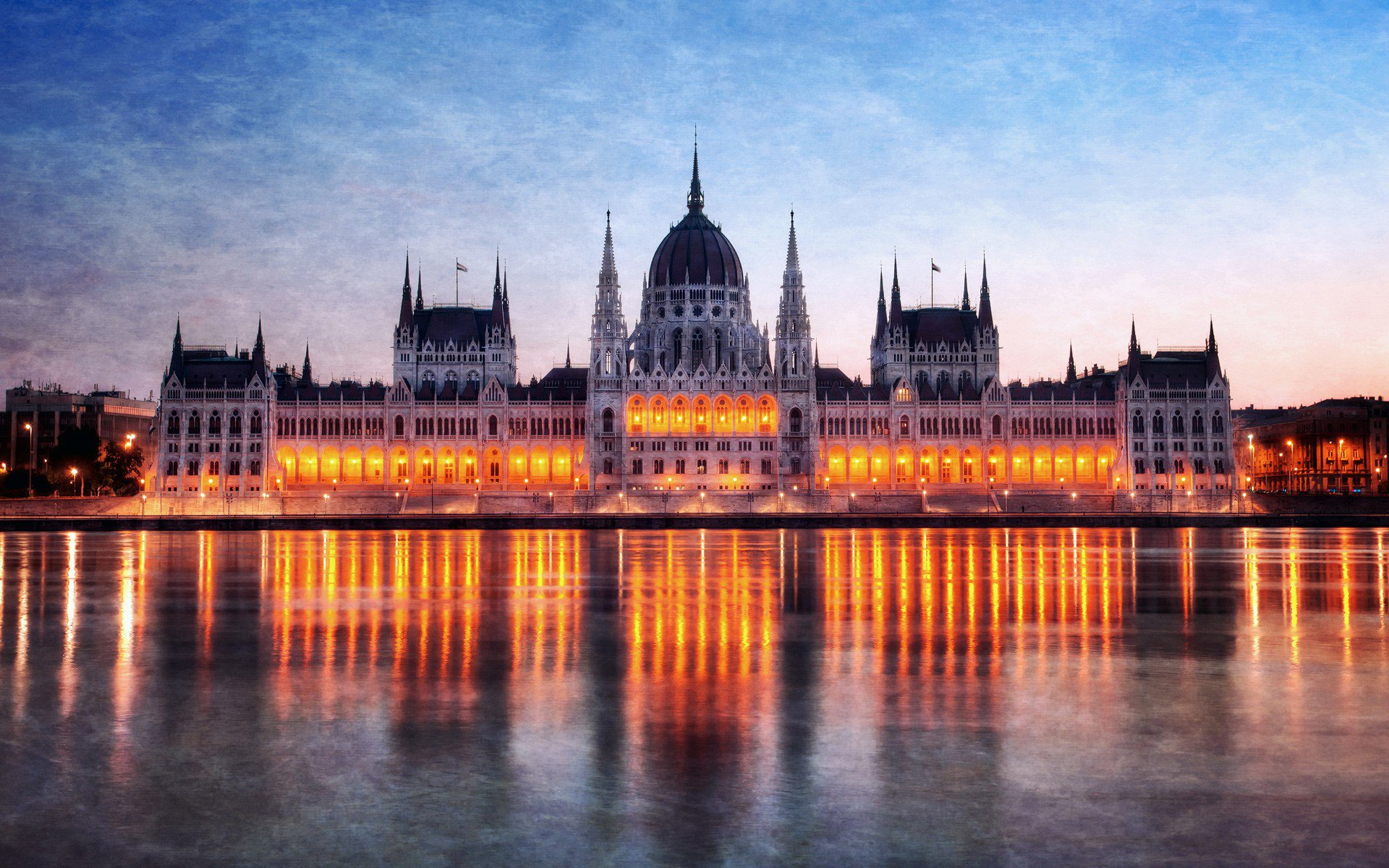 Amazing 3d Wallpapers For Mobile Hungary Budapest Parliament Hd World 4k Wallpapers