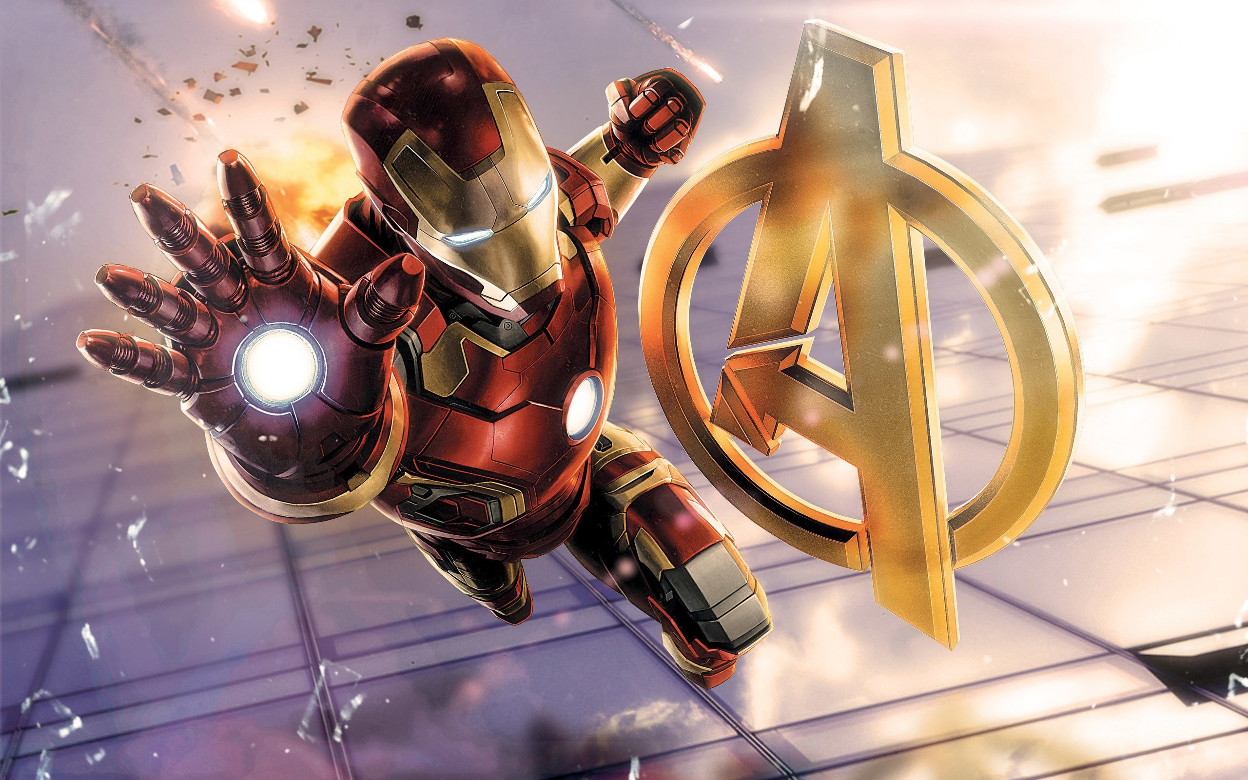 Ultra Hd Desktop Wallpapers 2048x1152 Iron Man Avengers 2048x1152 Resolution Hd 4k