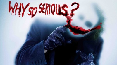 Joker Why So Serious, HD Superheroes, 4k Wallpapers, Images, Backgrounds, Photos and Pictures