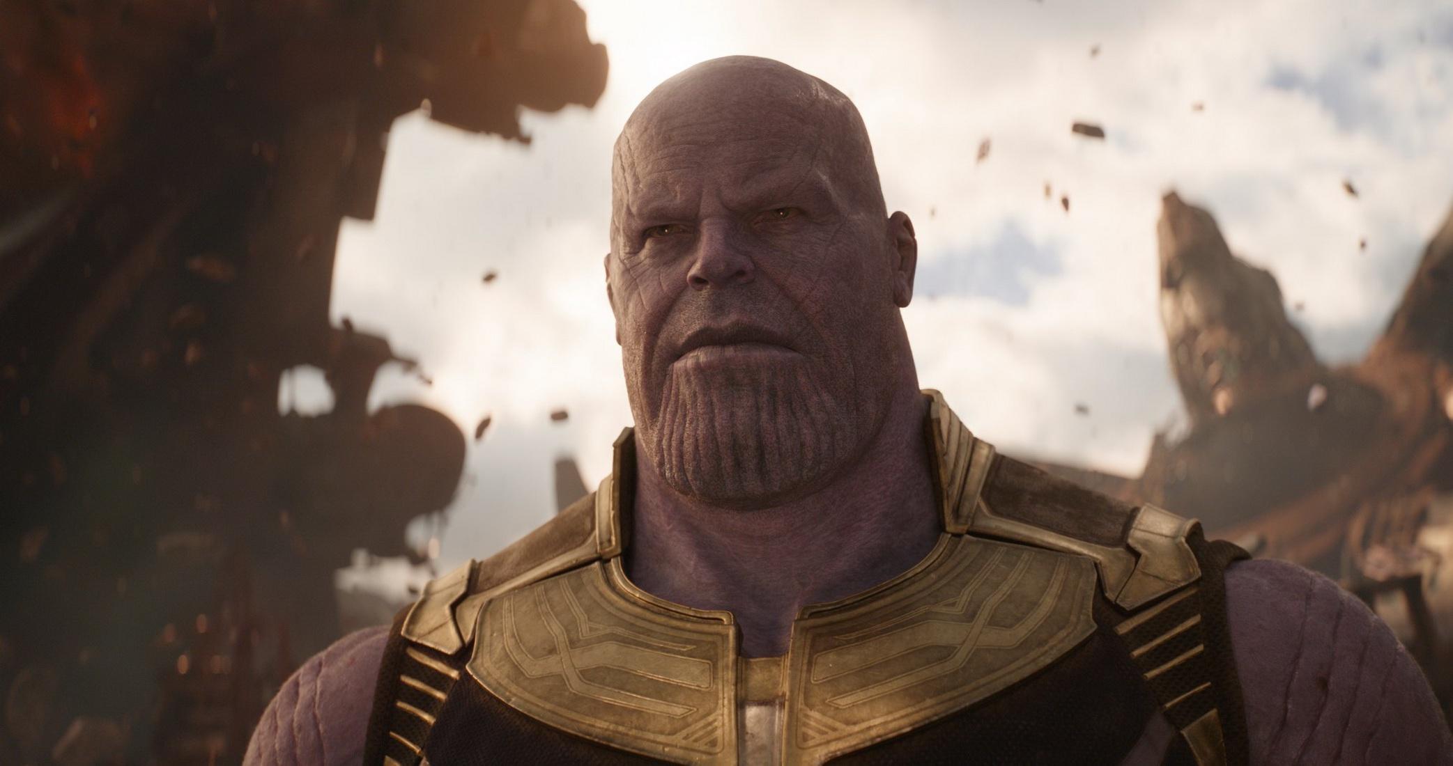 3d Wallpaper For Mobile 480x800 1920x1080 Josh Brolin As Thanos In Avengers Infinity War