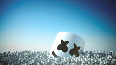 Marshmello 4k, HD Music, 4k Wallpapers, Images, Backgrounds, Photos and Pictures