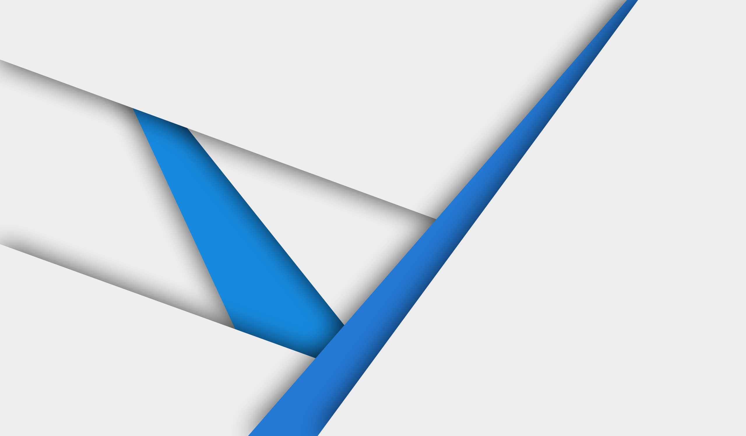 Material Design Blue And White, HD Artist, 4k Wallpapers