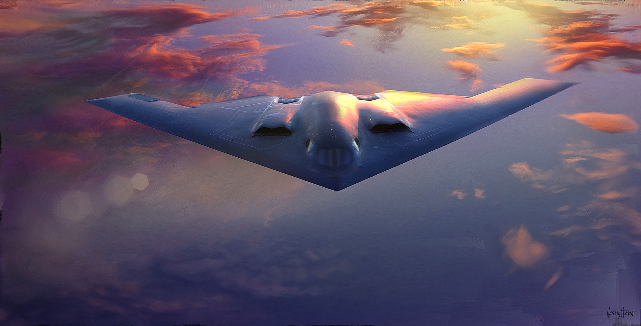 4k Wallpaper 3d 3840x2400 Northrop Grumman B 2 Spirit Hd Planes 4k Wallpapers