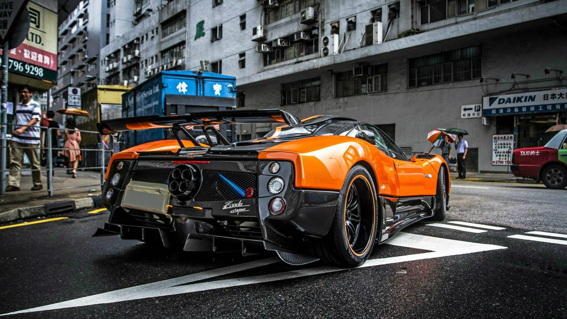Pagani Zonda R Hd Wallpaper Pagani Zonda Hd Cars 4k Wallpapers Images Backgrounds