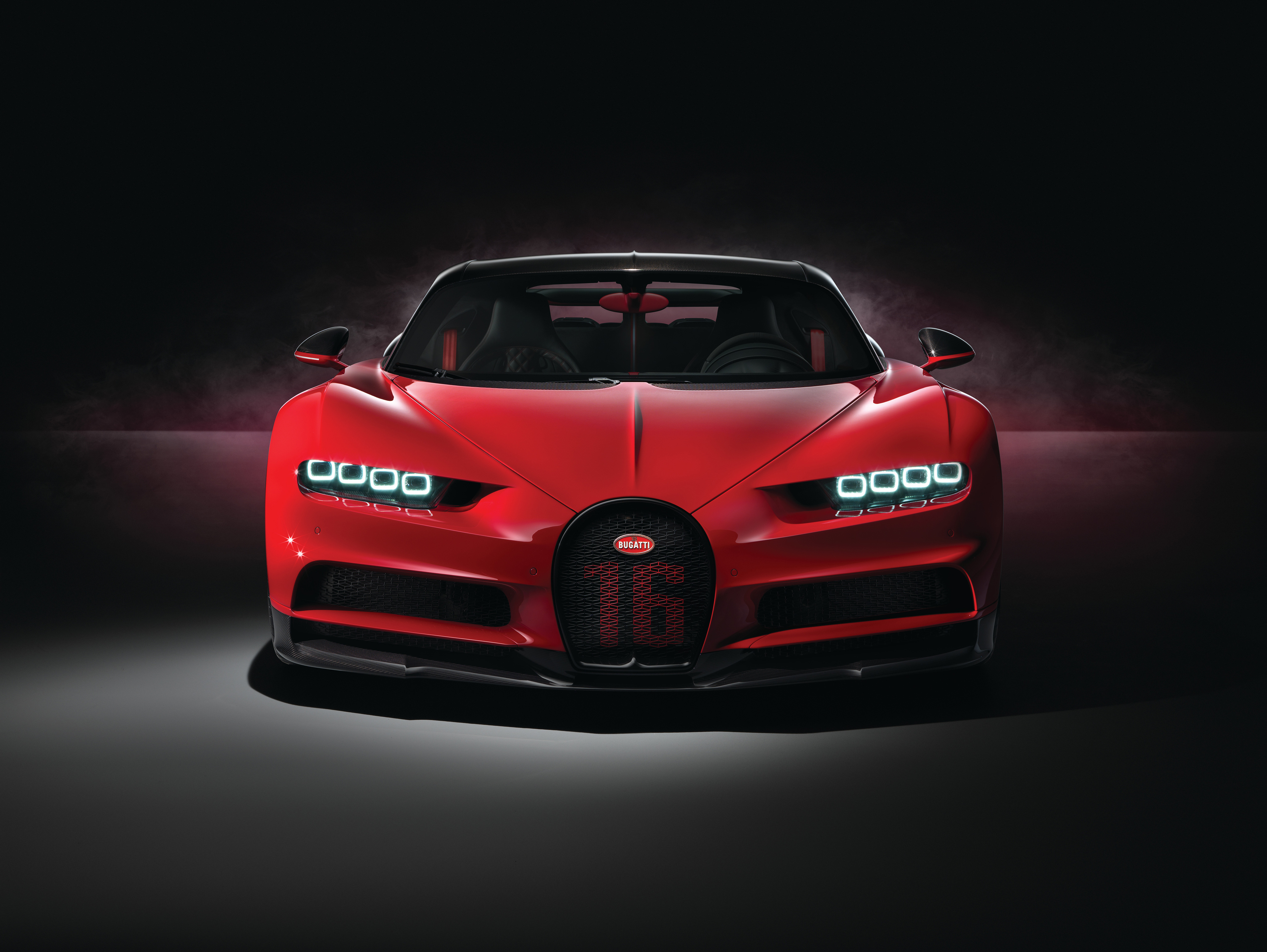 4k Wallpapers Of Anime Girls Red Bugatti Chiron Sport 2018 4k Hd Cars 4k Wallpapers