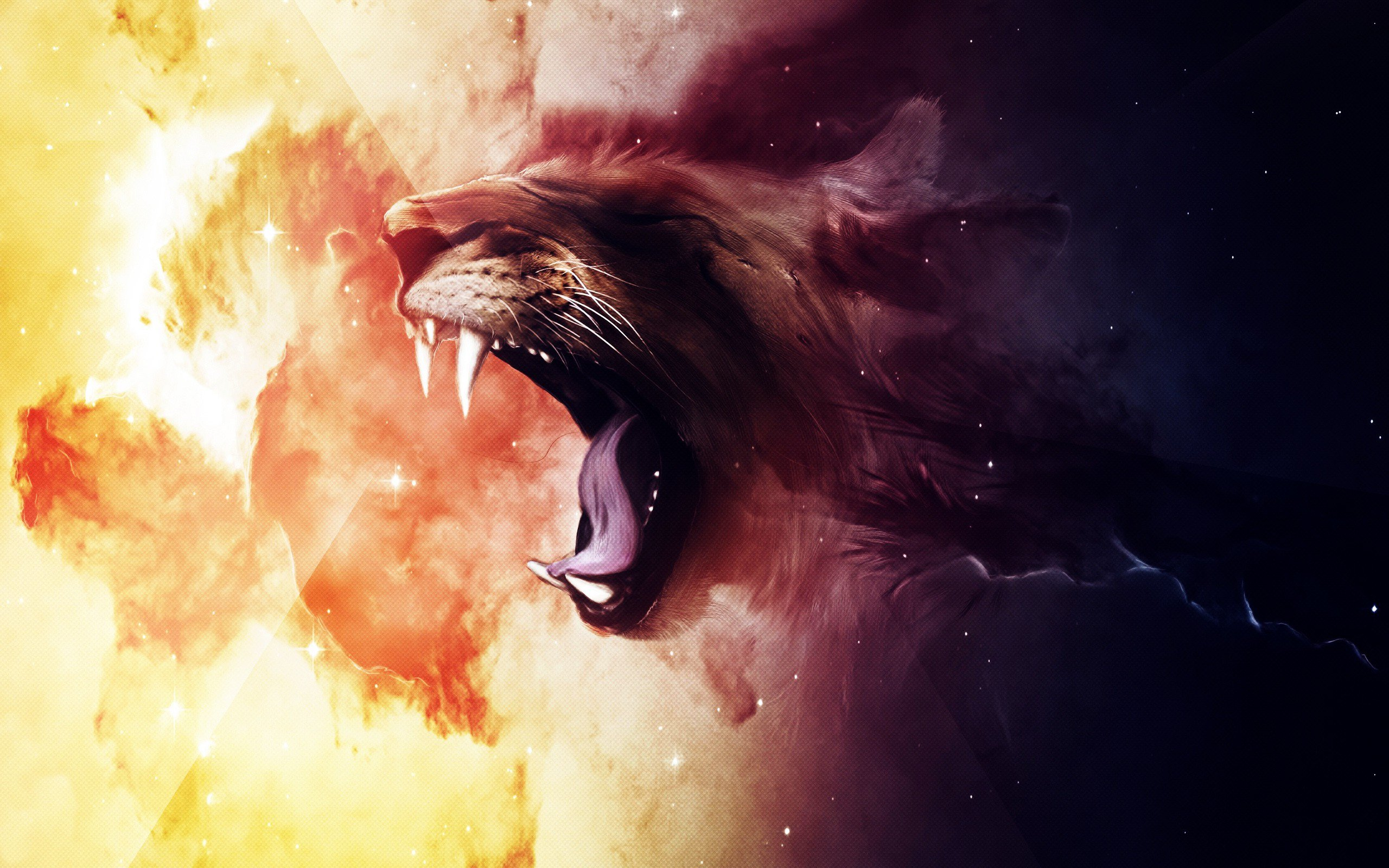 Best 3d Animated Wallpapers For Android Roaring Lion Hd Creative 4k Wallpapers Images