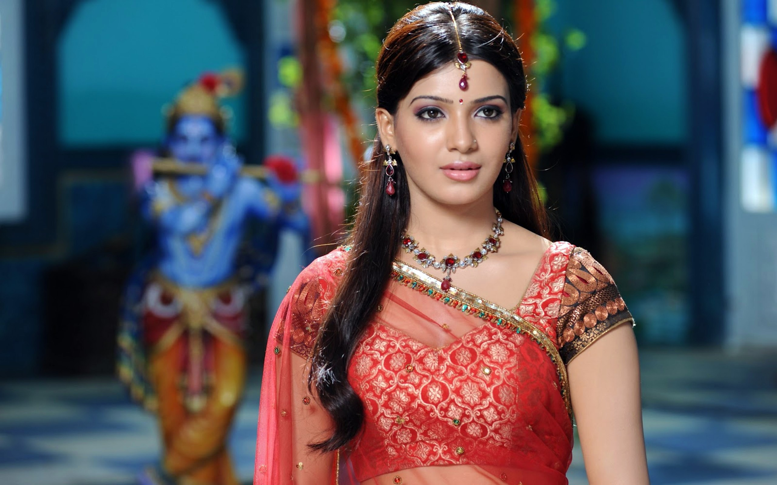 Samantha Ruth Prabhu 3d Wallpaper Samantha 9 Hd Indian Celebrities 4k Wallpapers Images