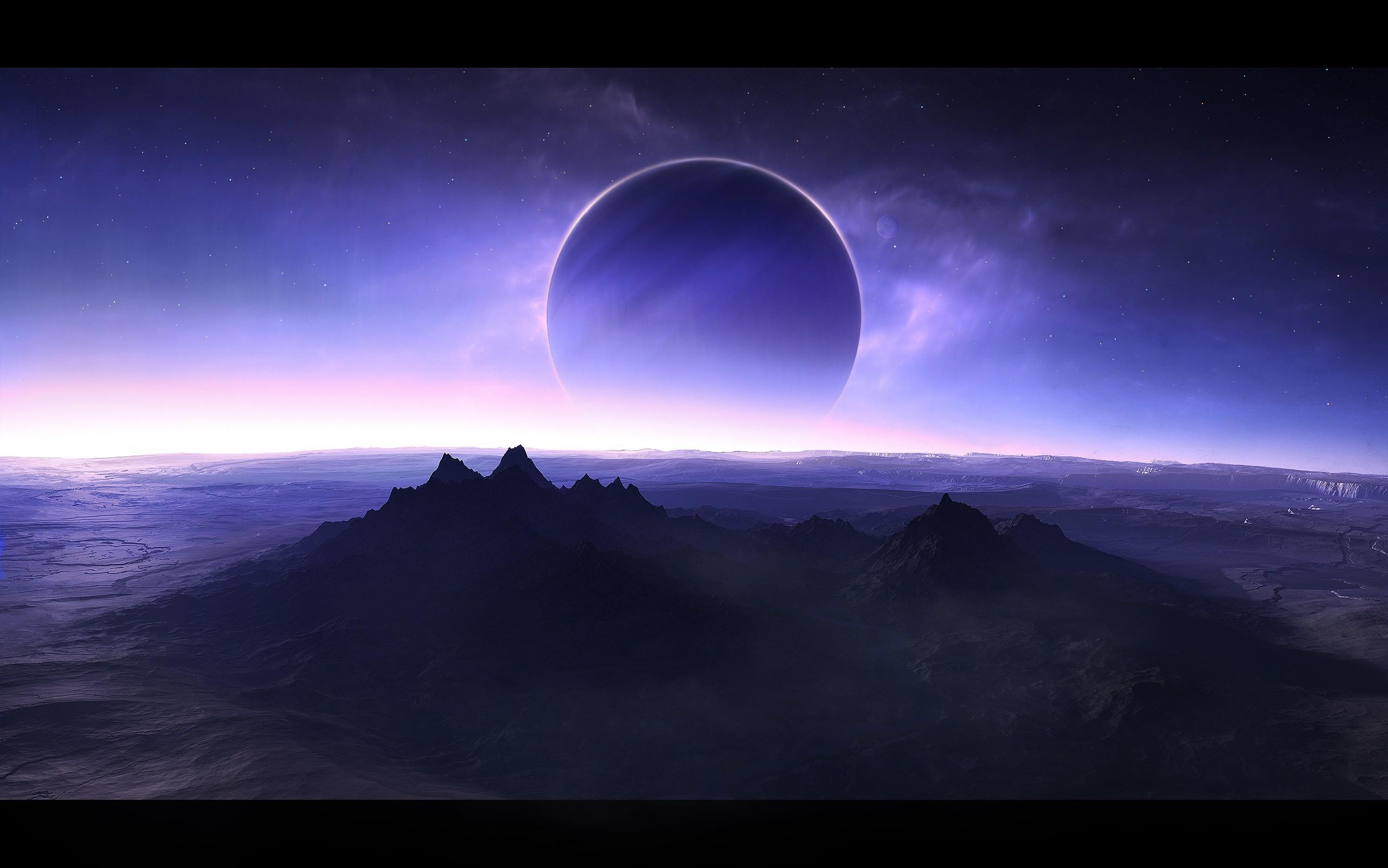 Allah Desktop Wallpapers Hd Scifi Twilight Hd Digital Universe 4k Wallpapers Images