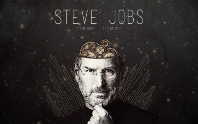 Steve Jobs, HD Typography, 4k Wallpapers, Images, Backgrounds, Photos and Pictures