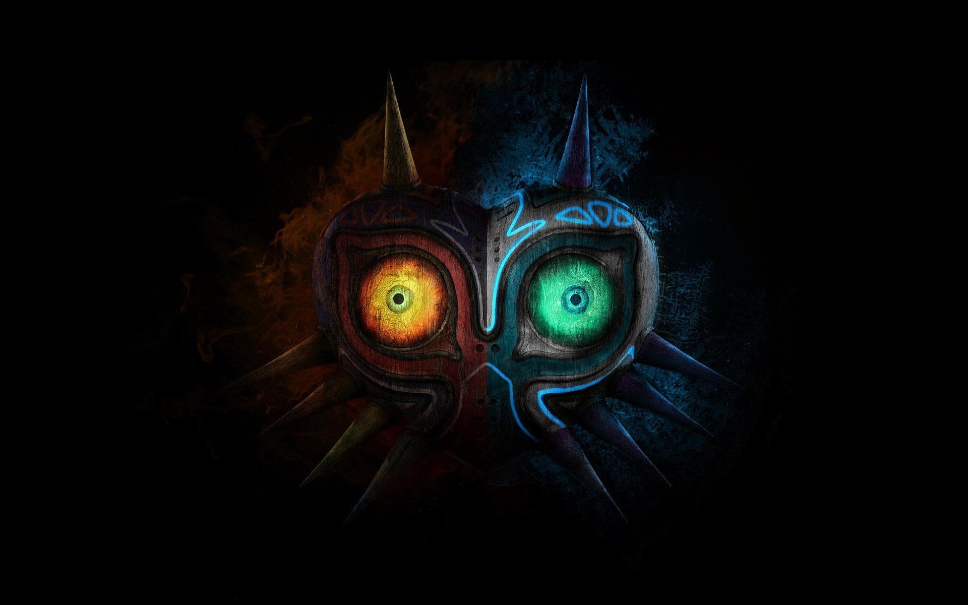 Cute Birds Wallpapers For Desktop The Legend Of Zelda Majora Mask Hd Games 4k Wallpapers