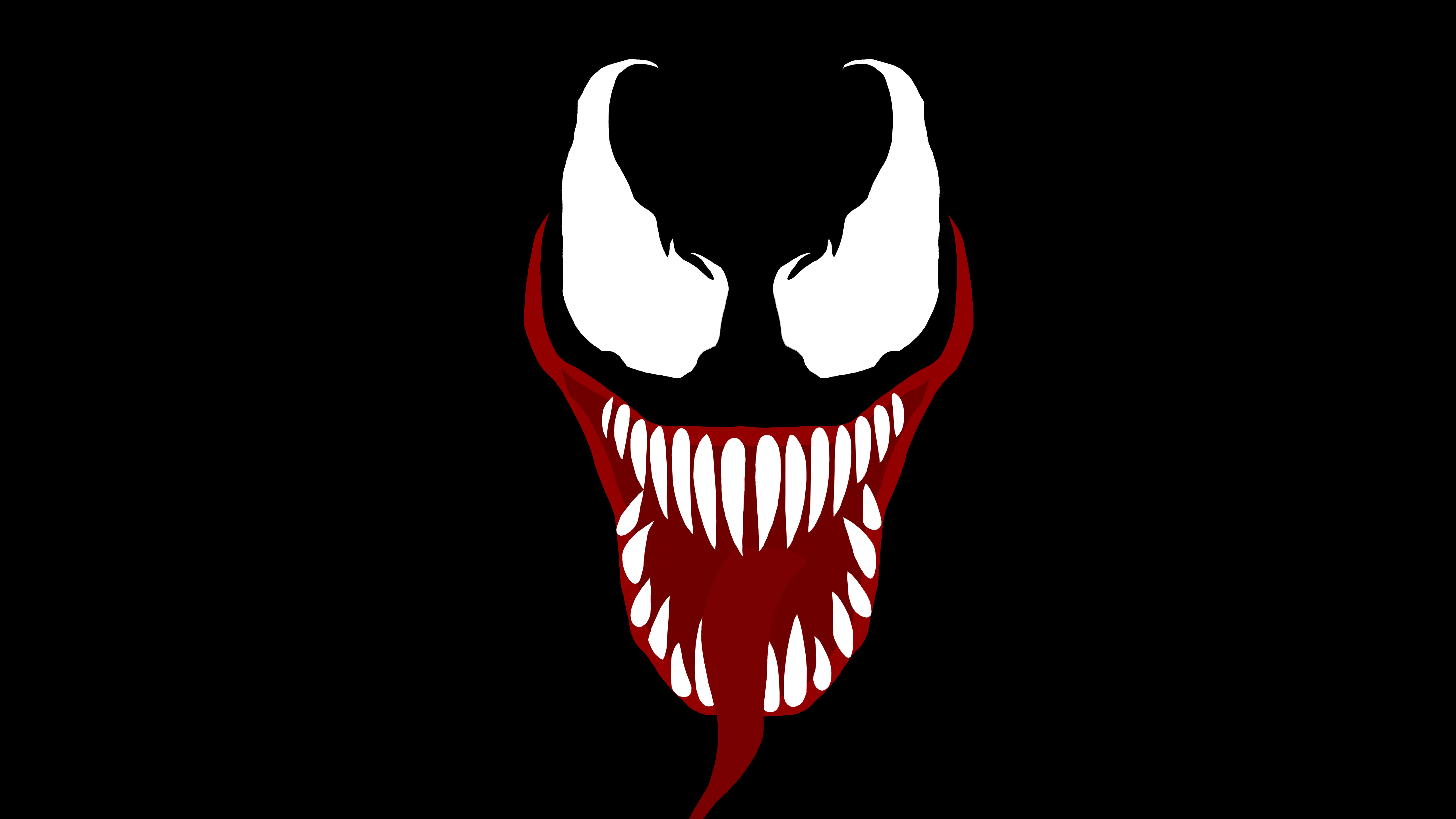 Marvel Superheroes 3d Wallpapers Venom Movie Face Hd Movies 4k Wallpapers Images