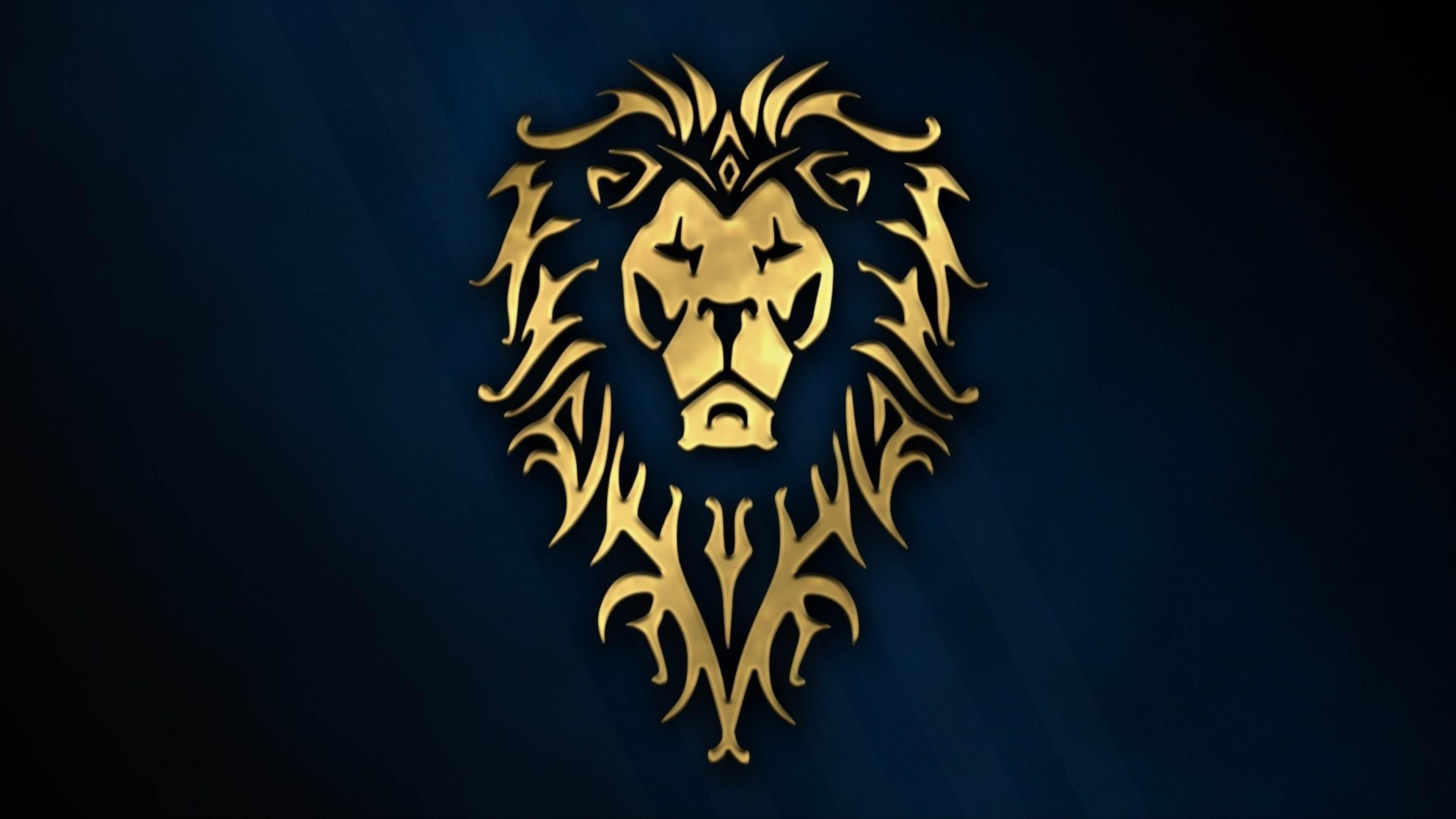 World Of Warcraft Wallpaper Hd Warcraft Movie Logo Hd Movies 4k Wallpapers Images