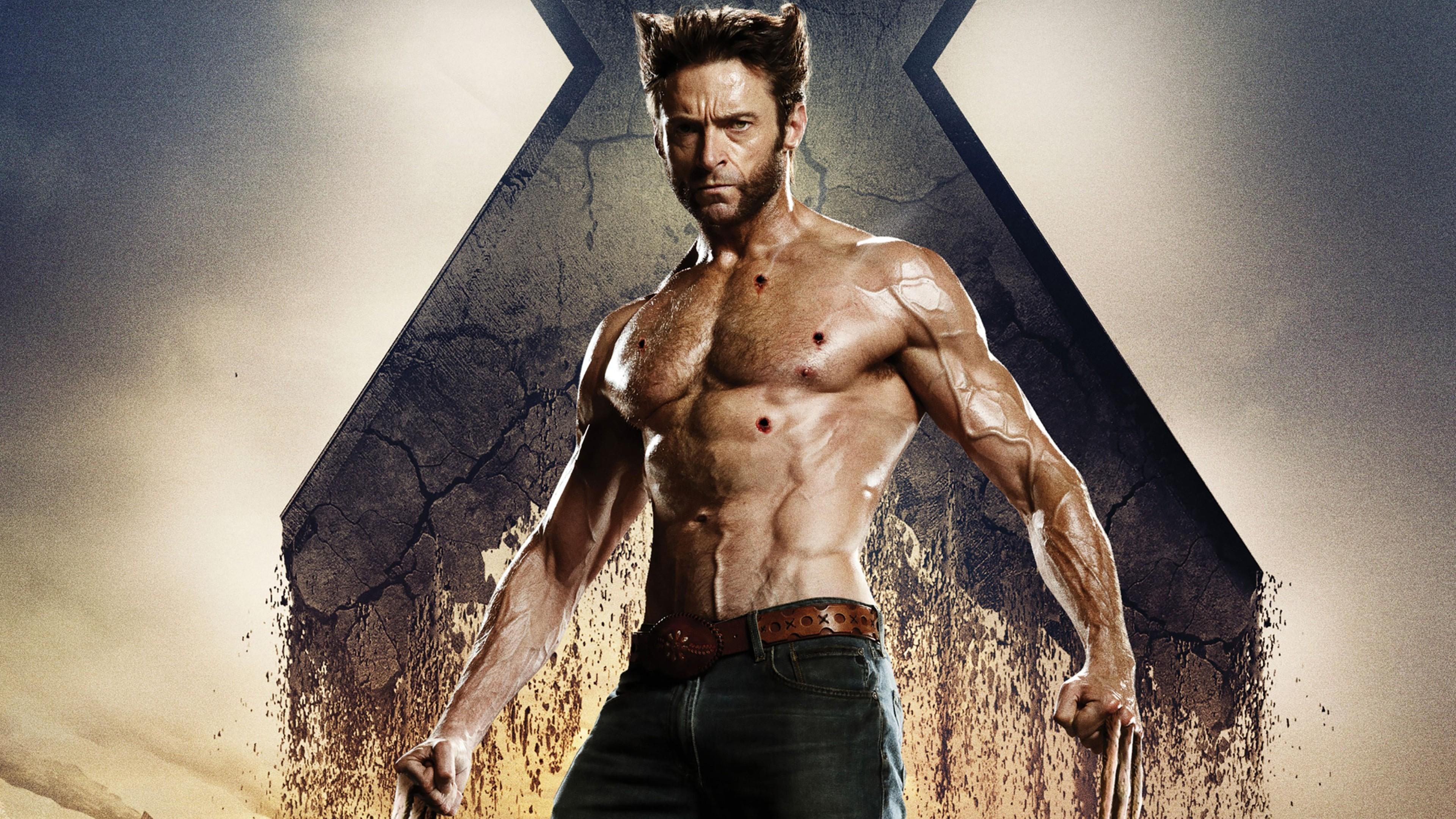 Srk 3d Wallpaper Wolverine In X Men Hd Movies 4k Wallpapers Images