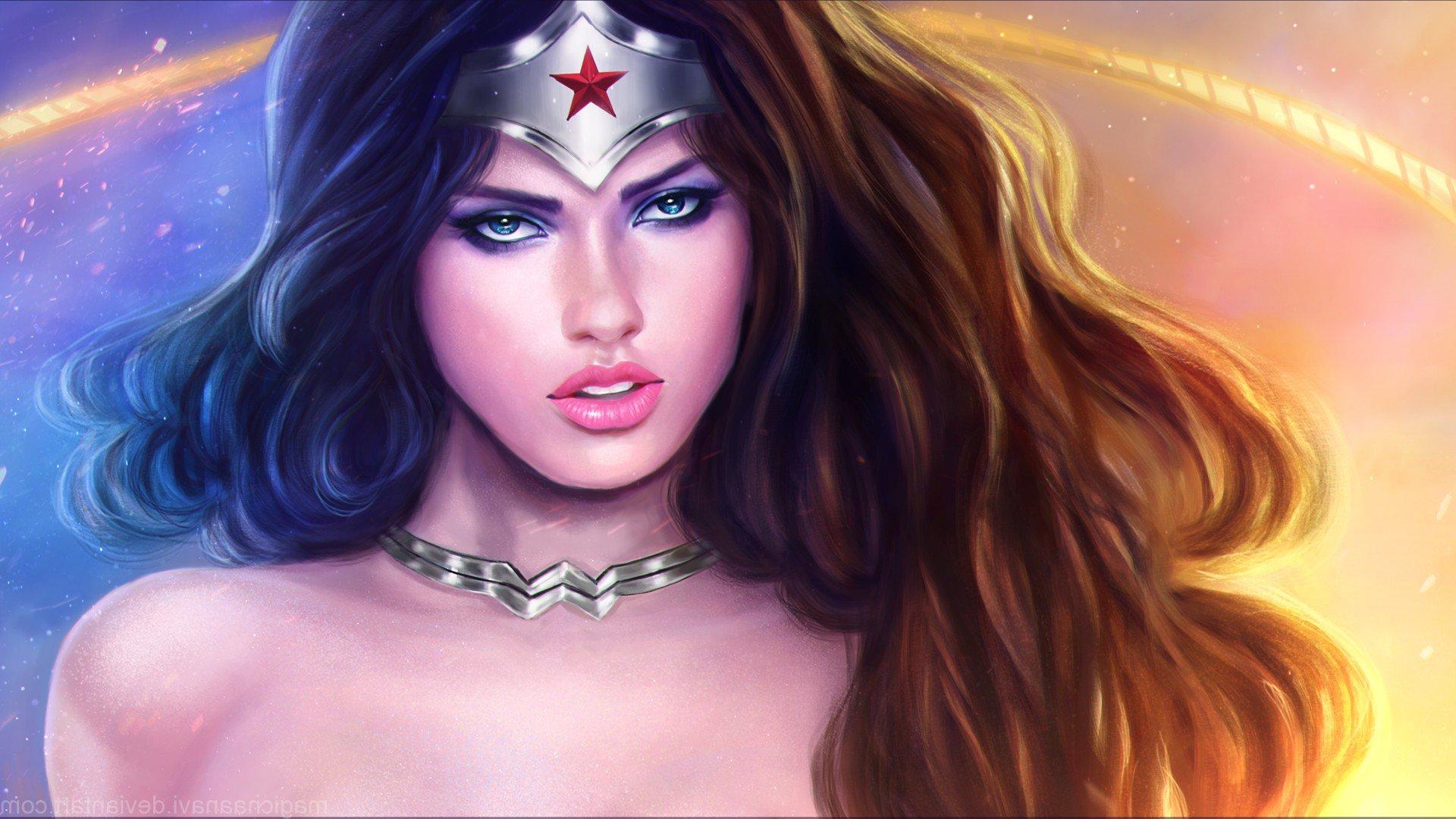 Free Download Girl Wallpaper For 360x640 Wonder Woman Hd Hd Fantasy Girls 4k Wallpapers Images