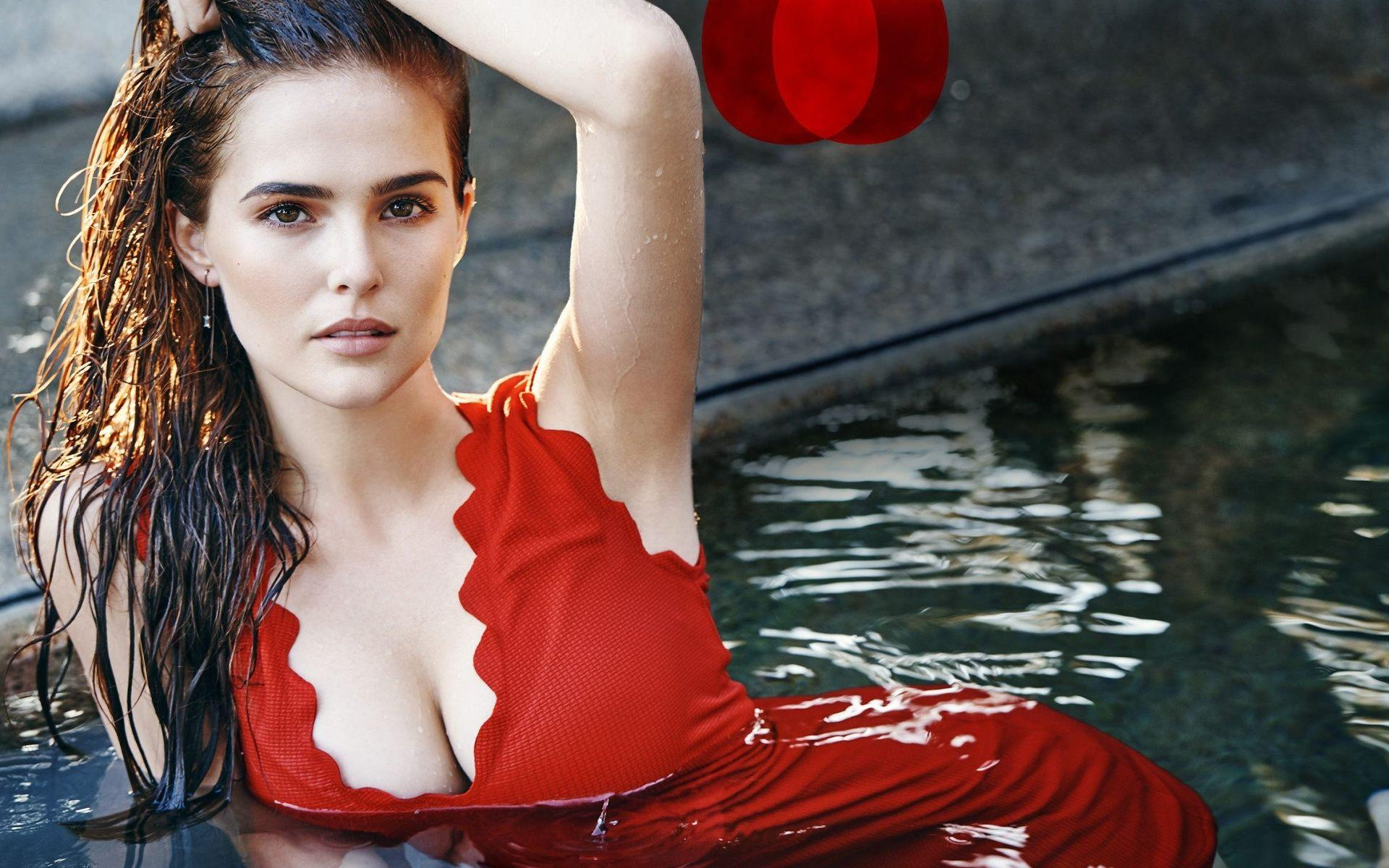 Car Logo Wallpapers For Mobile Zoey Deutch Hd Celebrities 4k Wallpapers Images