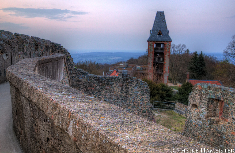 Berlin Gothic Hdr-germany | Frankenstein Castle, Germany