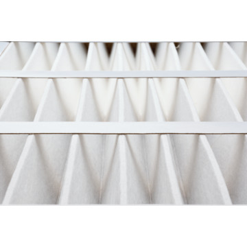 18x20x1 Pleated Air Filter Merv 8 Standard Capacity Box Of