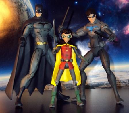 Batman Trinity Review