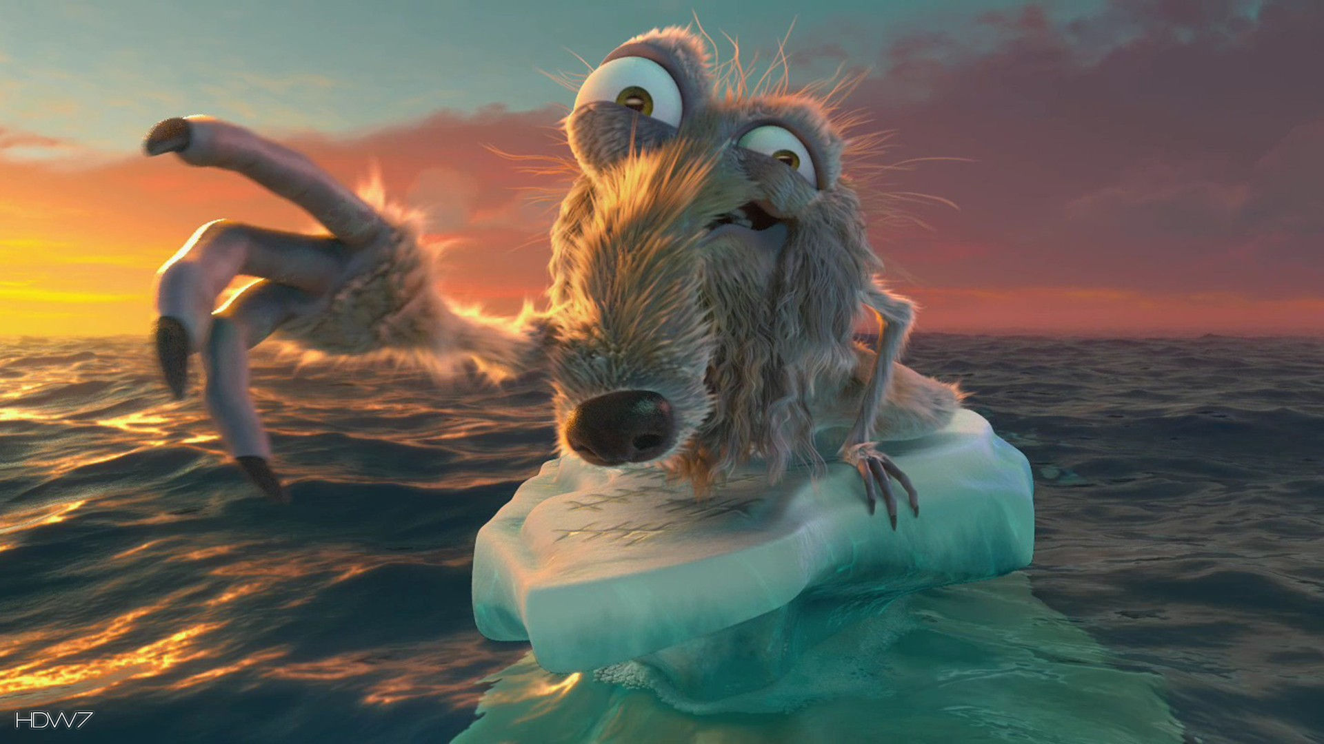 Sid 3d Name Wallpaper Ice Age 4 Scrat Hd Wallpaper Gallery 386