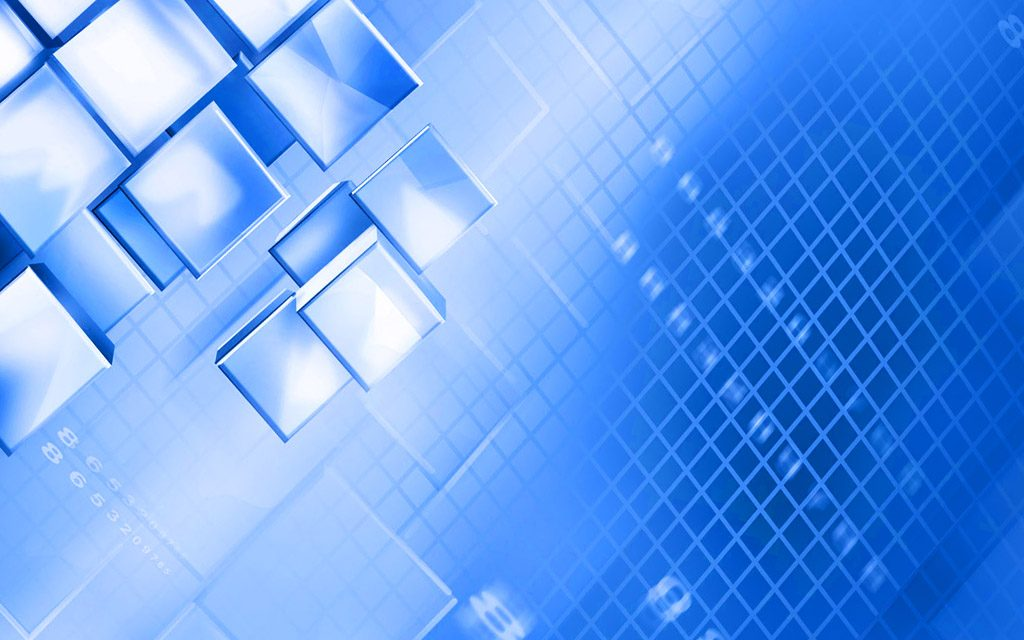 Background Tumblr Biru Abstract Blue Squares Backgrounds | Hd Wallpapers , Hd