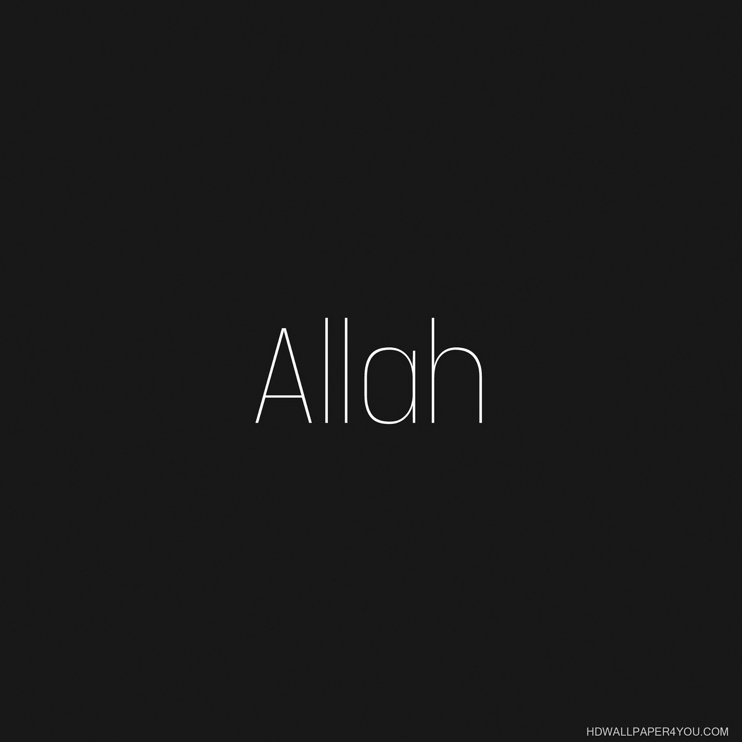 Best Wallpapers For Iphone 6 Hd صور إسلامية خلفيات أسود Islamic Wallpapers Allah صور