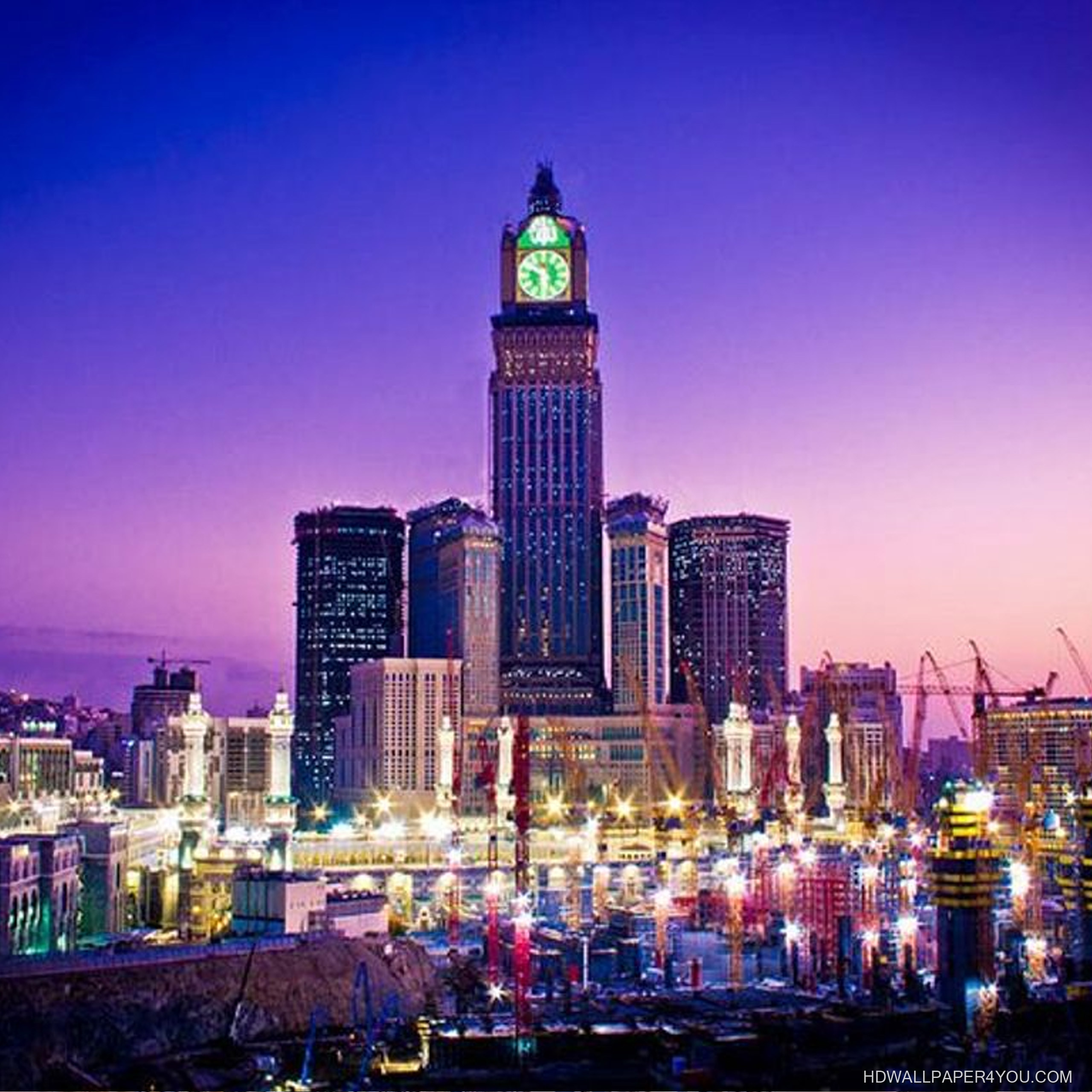 Samsung Wallpaper Hd 1080p 2017 خلفيات دينية ساعة مكة المكرمة Islamic Wallpapers صور